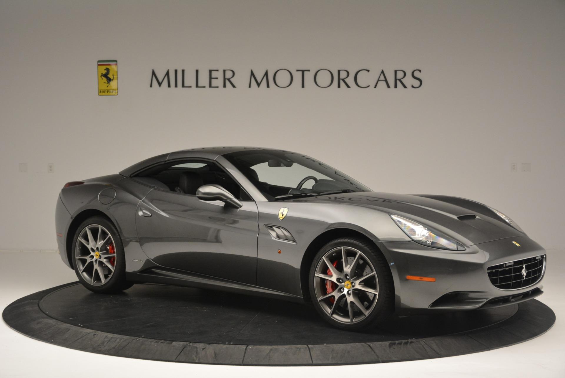 Used 2010 Ferrari California  For Sale In Greenwich, CT 2424_p22