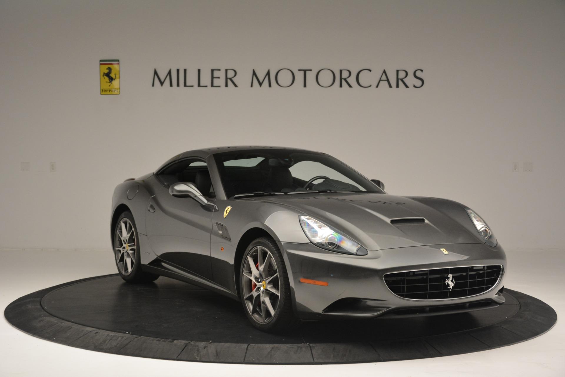 Used 2010 Ferrari California  For Sale In Greenwich, CT 2424_p23