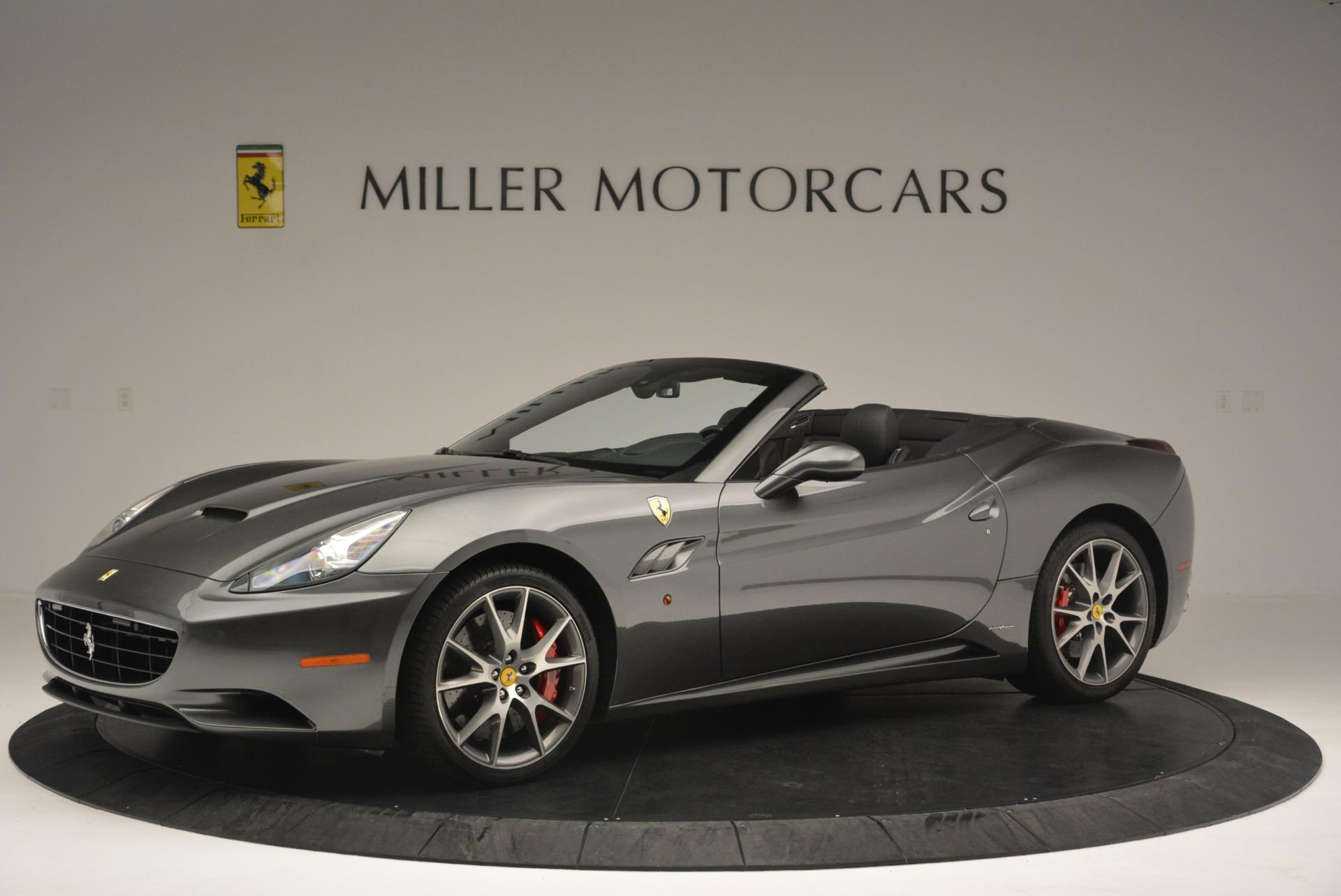 Used 2010 Ferrari California  For Sale In Greenwich, CT 2424_p2