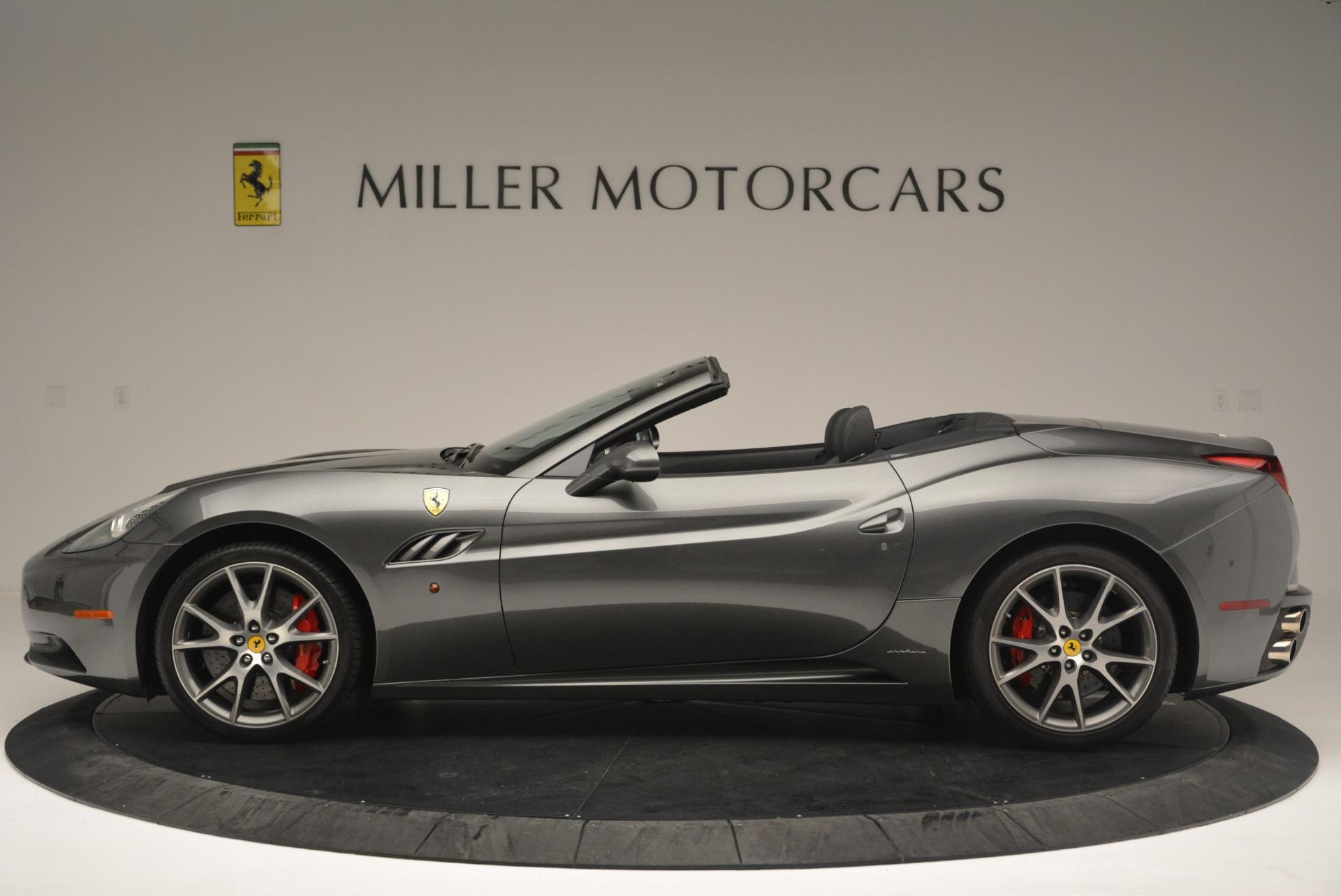 Used 2010 Ferrari California  For Sale In Greenwich, CT 2424_p3
