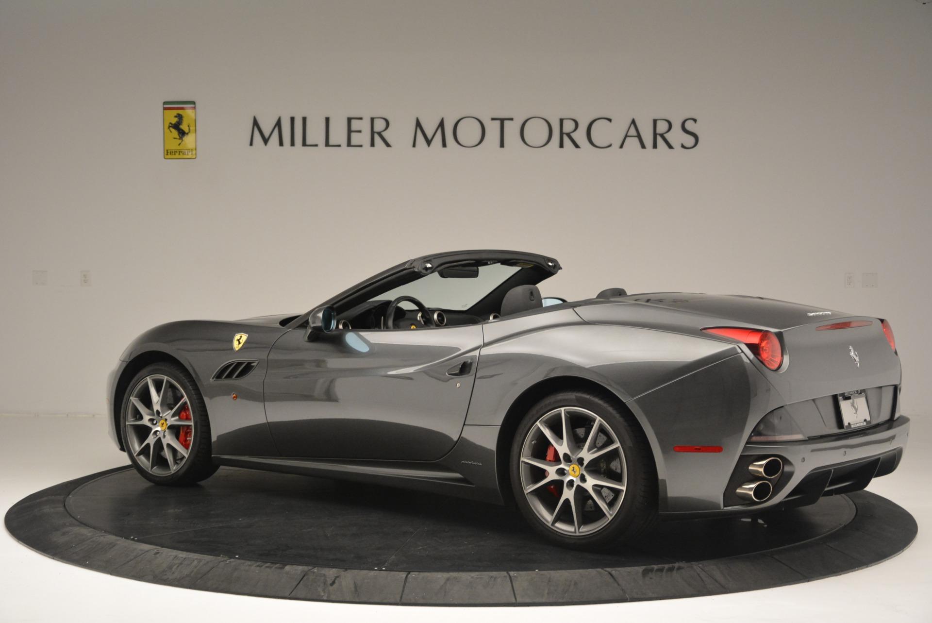 Used 2010 Ferrari California  For Sale In Greenwich, CT 2424_p4