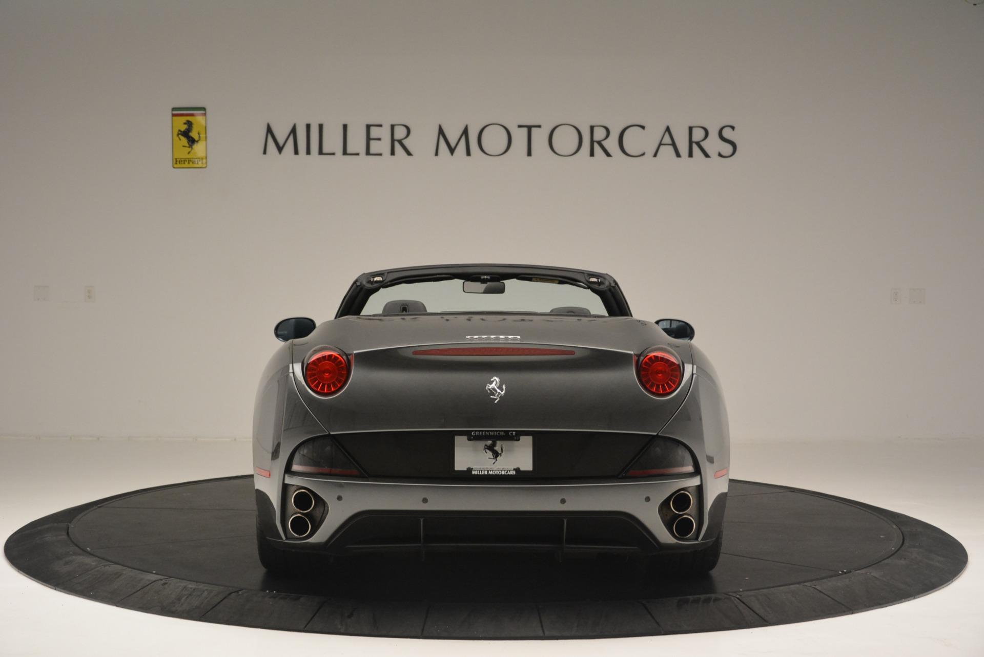 Used 2010 Ferrari California  For Sale In Greenwich, CT 2424_p6