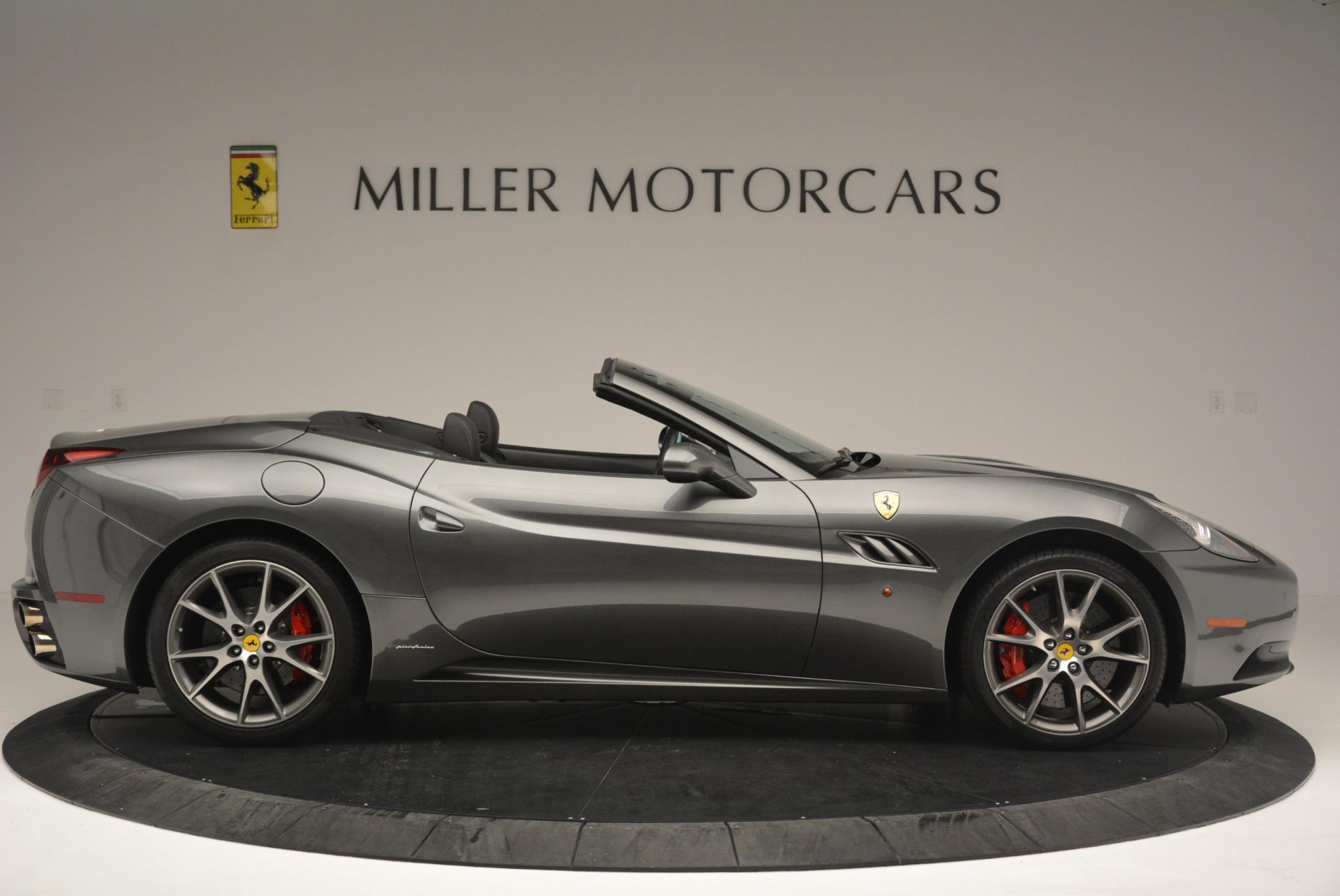 Used 2010 Ferrari California  For Sale In Greenwich, CT 2424_p9