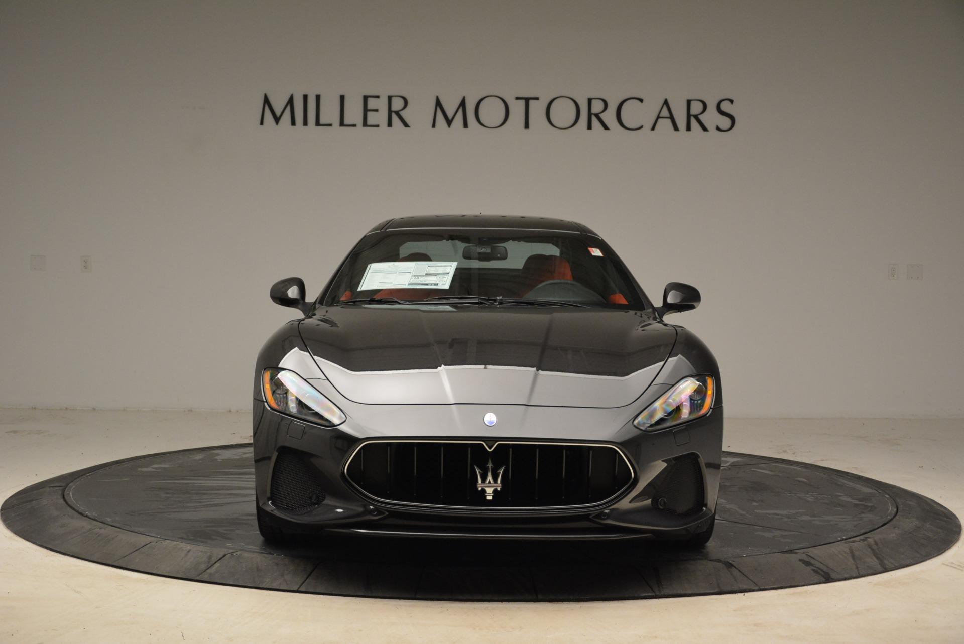 New 2018 Maserati GranTurismo Sport For Sale In Greenwich, CT 2426_p12