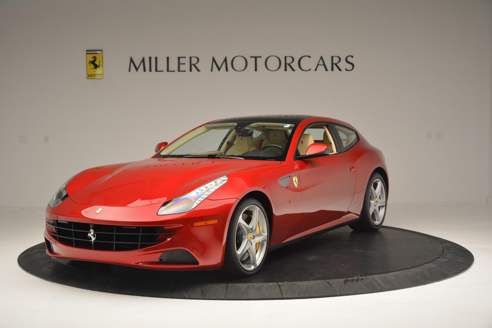 Used 2014 Ferrari FF  For Sale In Greenwich, CT 2428_main