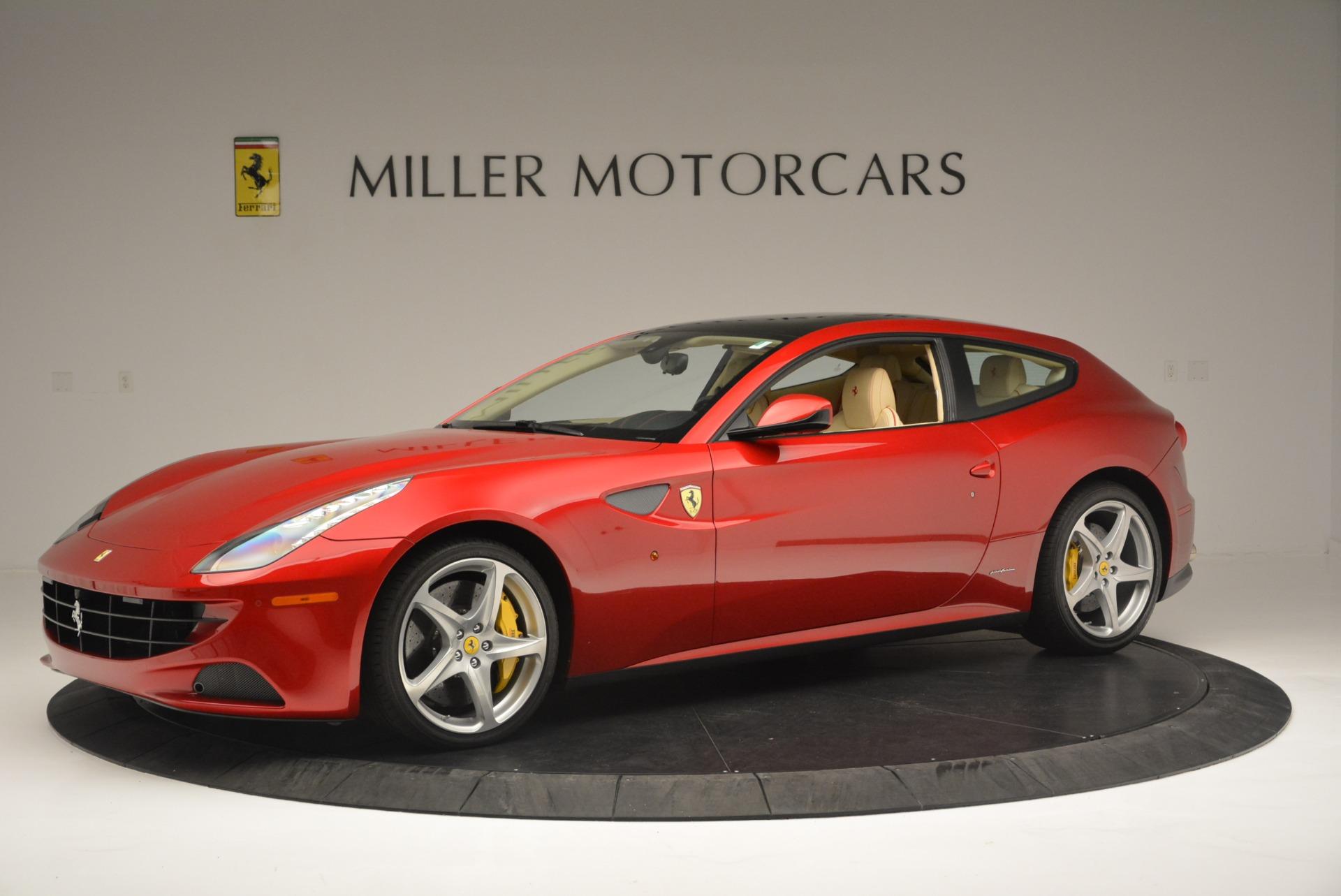 Used 2014 Ferrari FF  For Sale In Greenwich, CT 2428_p2