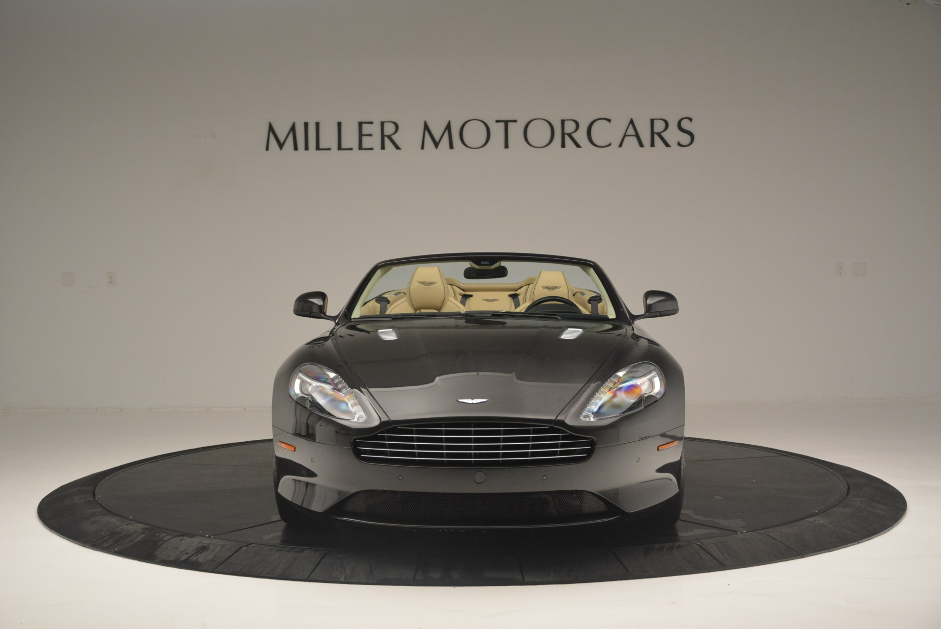 Used 2016 Aston Martin DB9 GT Volante For Sale In Greenwich, CT 2429_p12