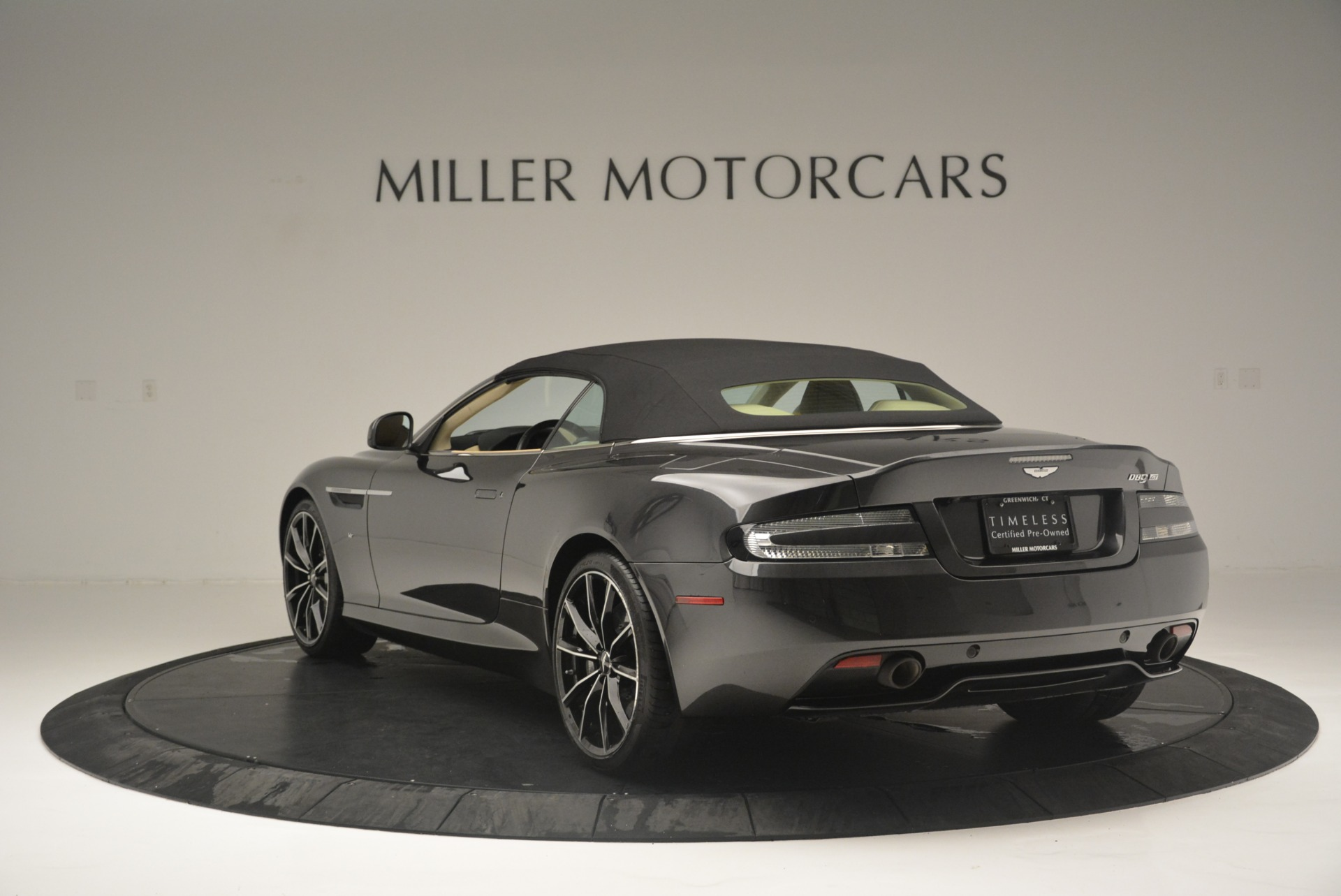 Used 2016 Aston Martin DB9 GT Volante For Sale In Greenwich, CT 2429_p17