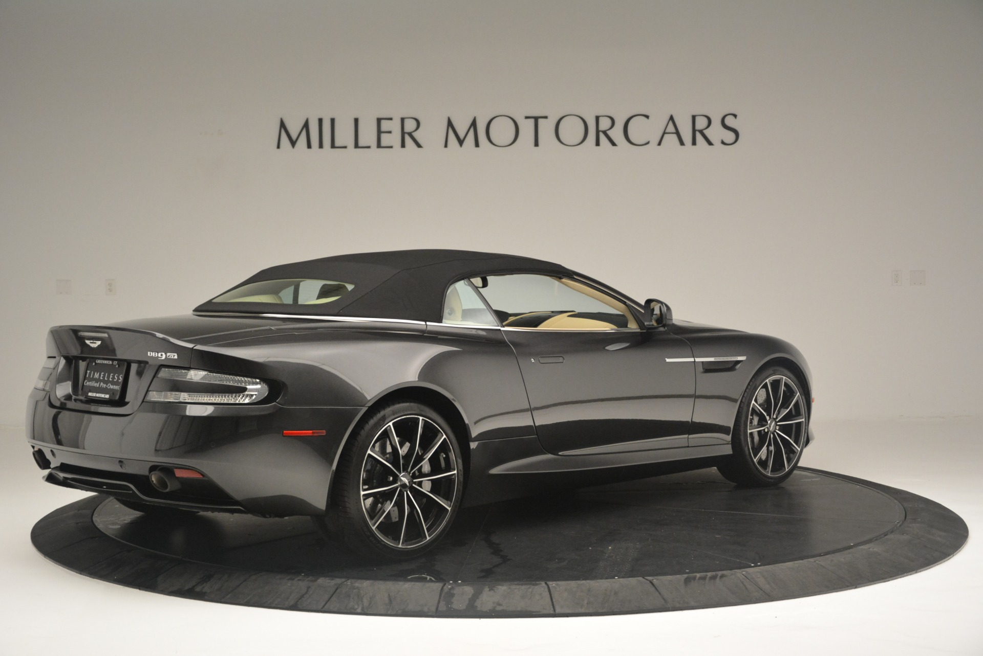 Used 2016 Aston Martin DB9 GT Volante For Sale In Greenwich, CT 2429_p20