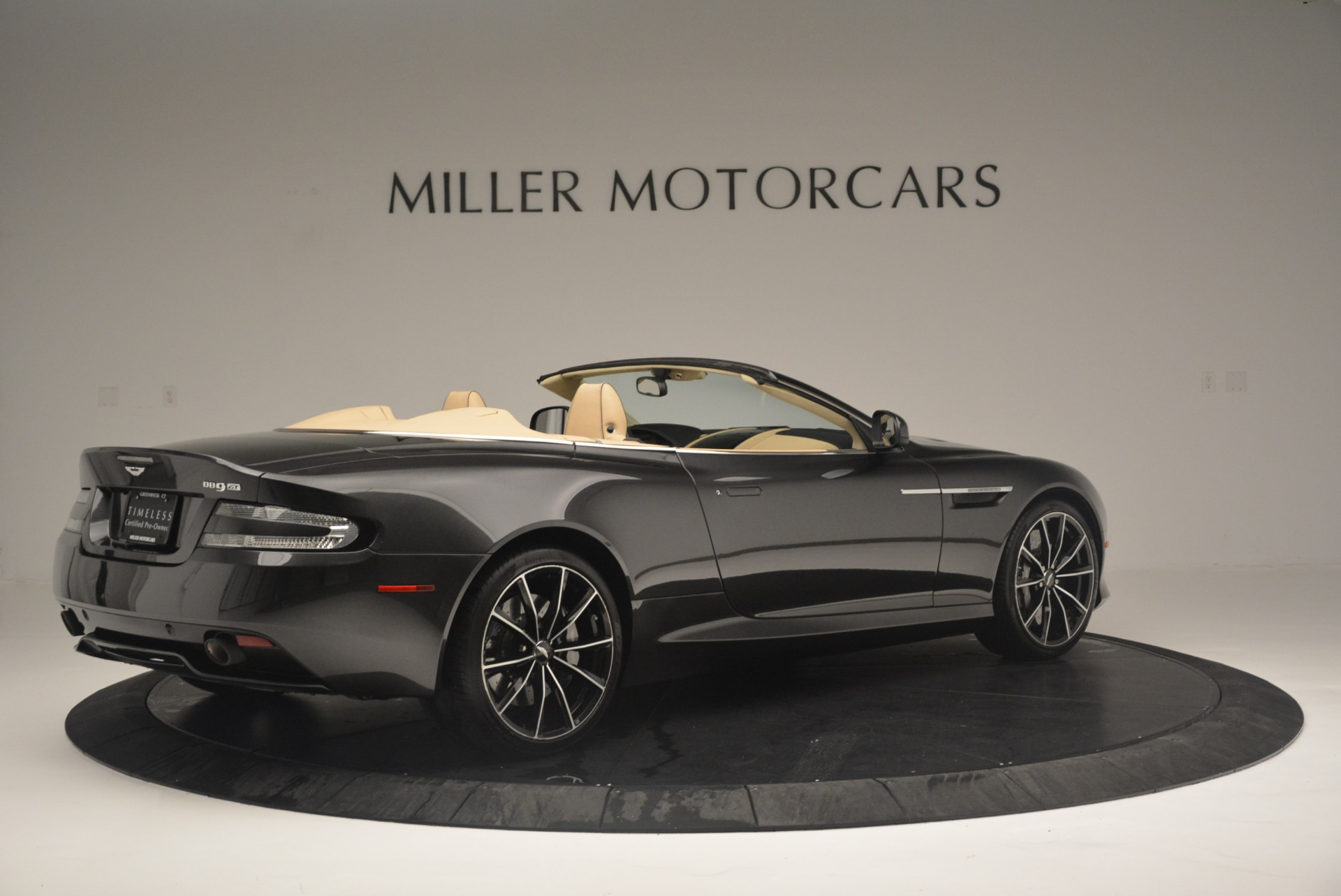 Used 2016 Aston Martin DB9 GT Volante For Sale In Greenwich, CT 2429_p8