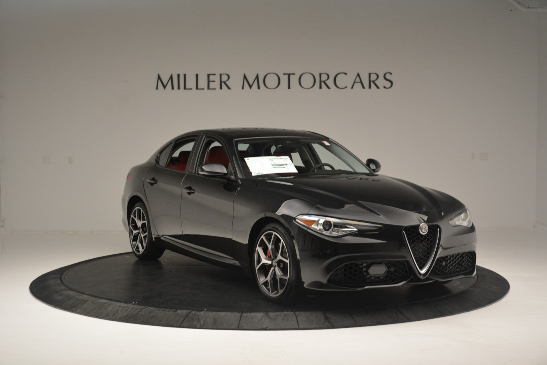 New 2018 Alfa Romeo Giulia Ti Sport Q4 For Sale In Greenwich, CT 2433_p11