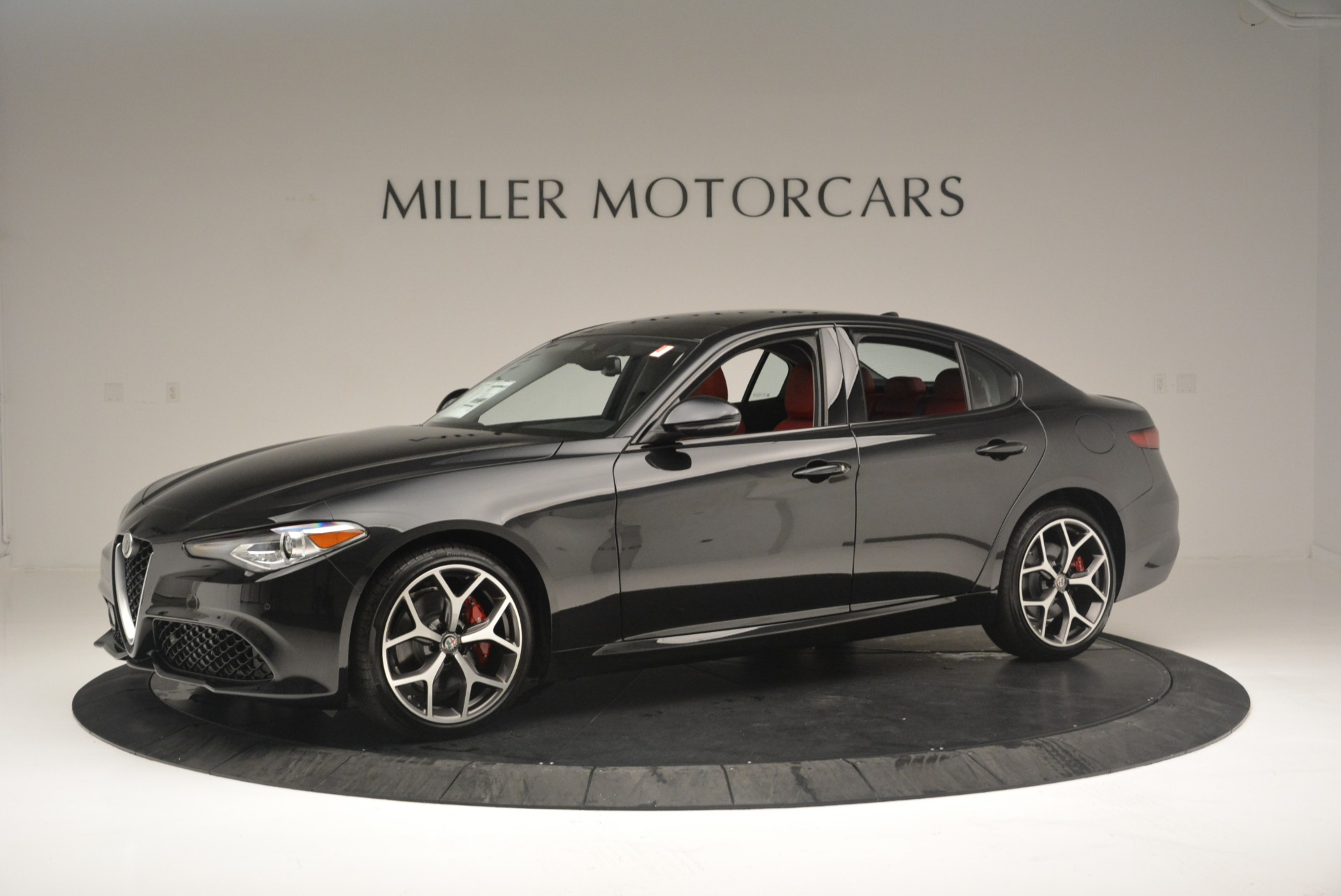New 2018 Alfa Romeo Giulia Ti Sport Q4 For Sale In Greenwich, CT 2433_p2