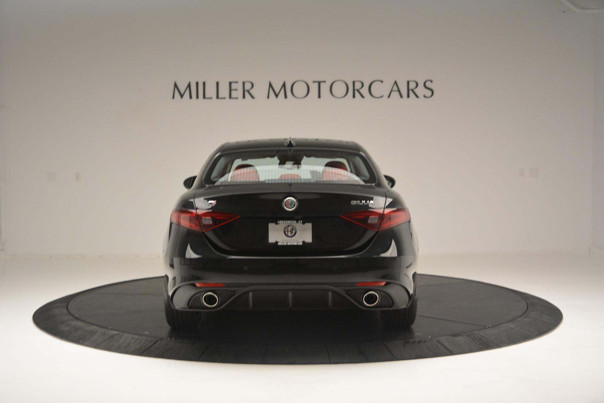 New 2018 Alfa Romeo Giulia Ti Sport Q4 For Sale In Greenwich, CT 2433_p6
