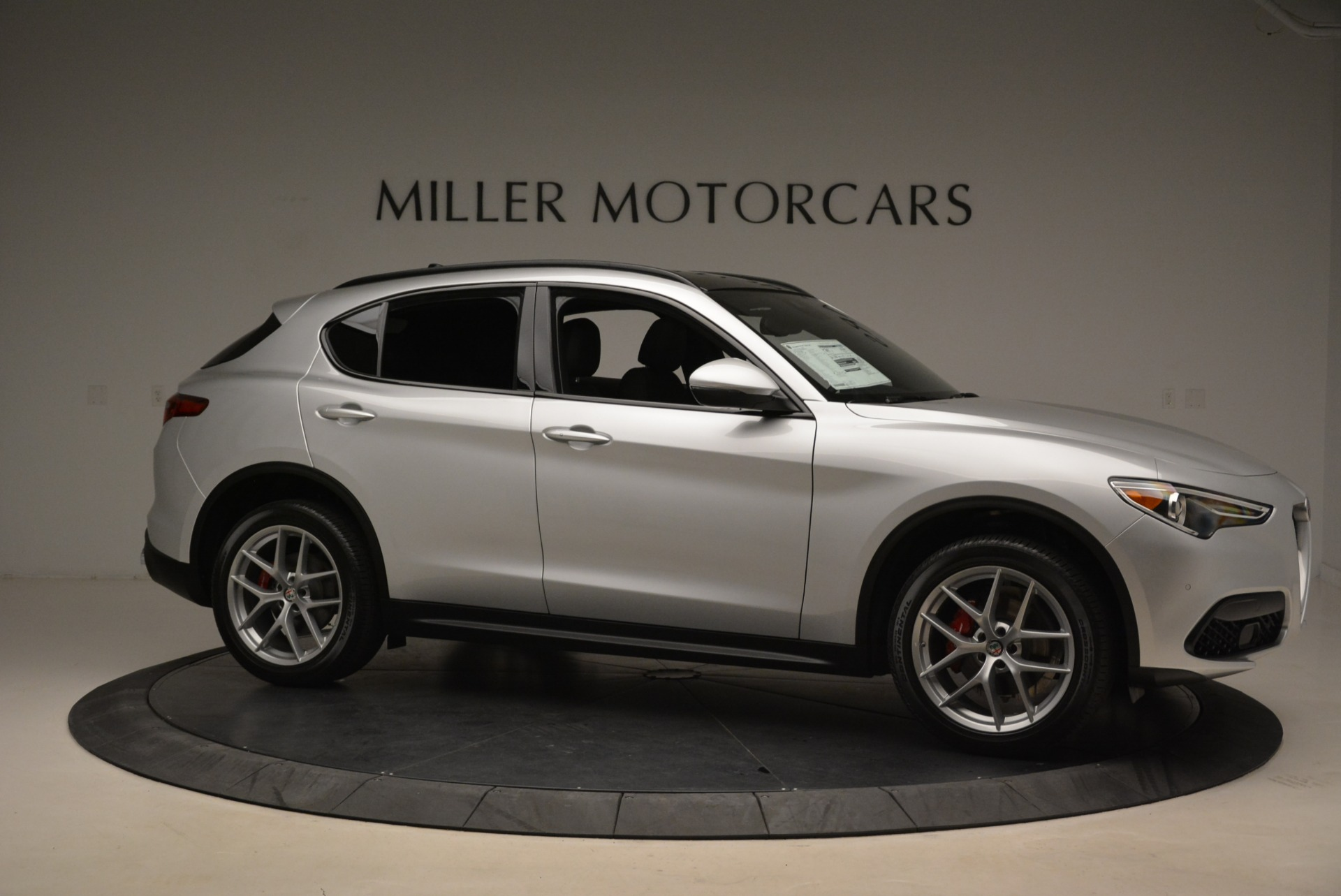 New 2018 Alfa Romeo Stelvio Ti Sport Q4 For Sale In Greenwich, CT 2436_p10