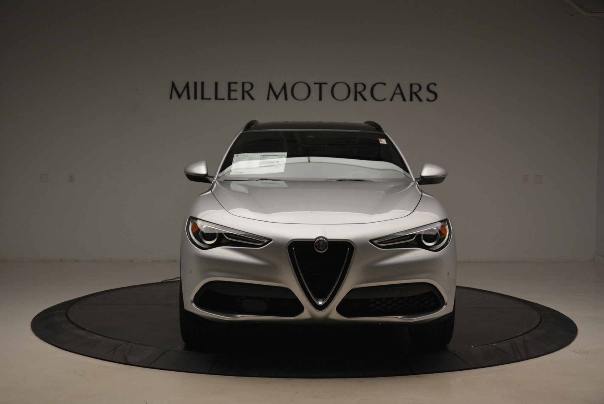 New 2018 Alfa Romeo Stelvio Ti Sport Q4 For Sale In Greenwich, CT 2436_p12