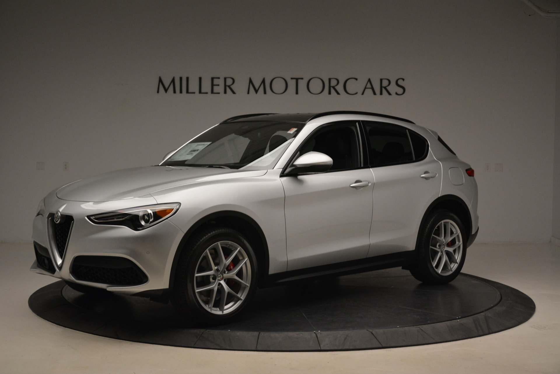 New 2018 Alfa Romeo Stelvio Ti Sport Q4 For Sale In Greenwich, CT 2436_p2