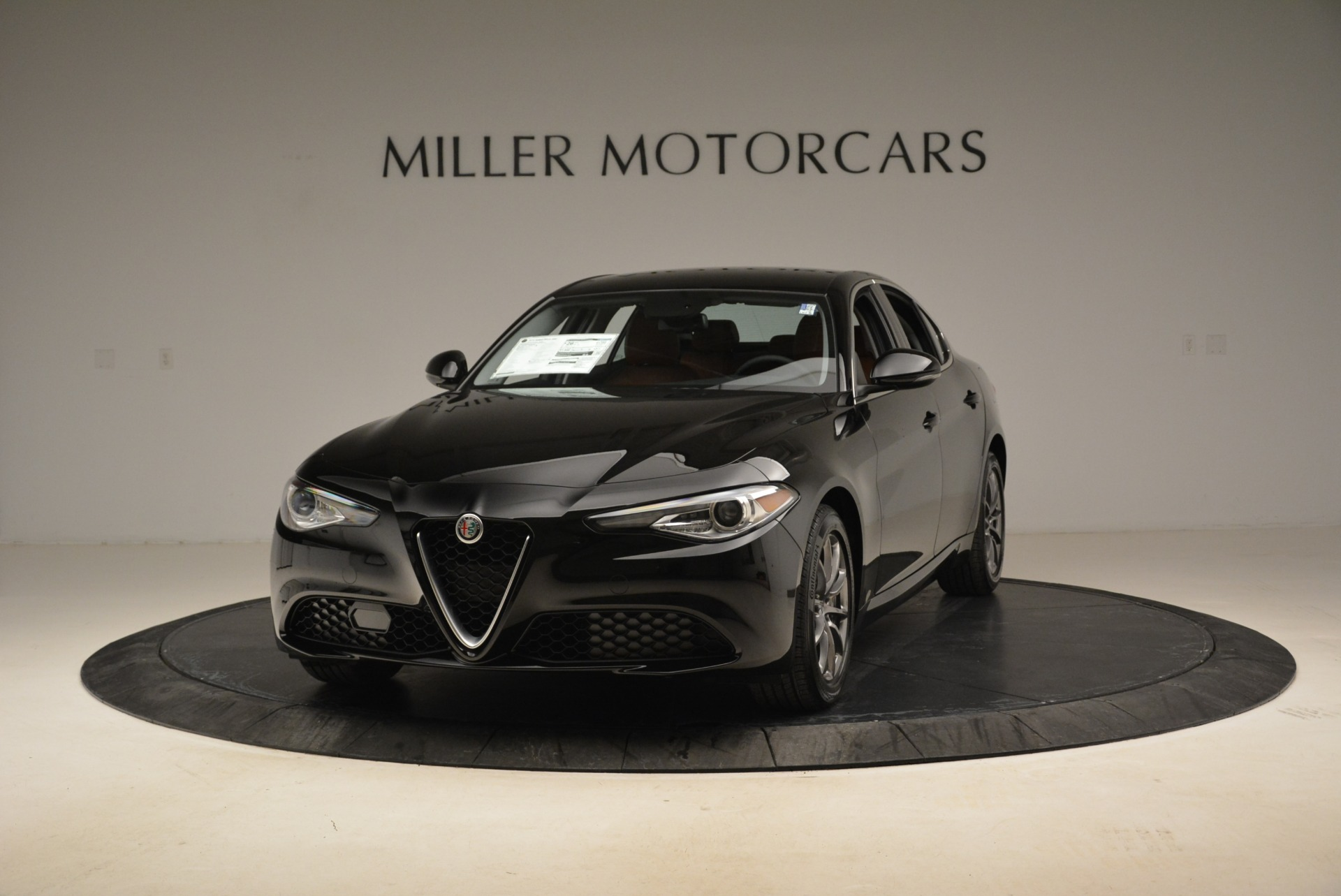 New 2018 Alfa Romeo Giulia Q4 For Sale In Greenwich, CT 2438_p4