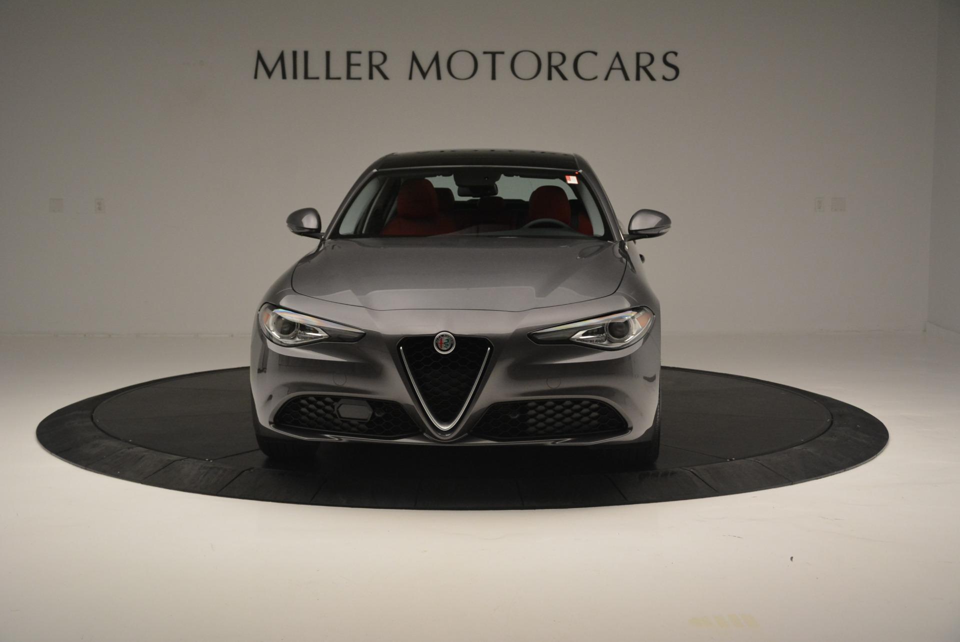 New 2018 Alfa Romeo Giulia Q4 For Sale In Greenwich, CT 2439_p18