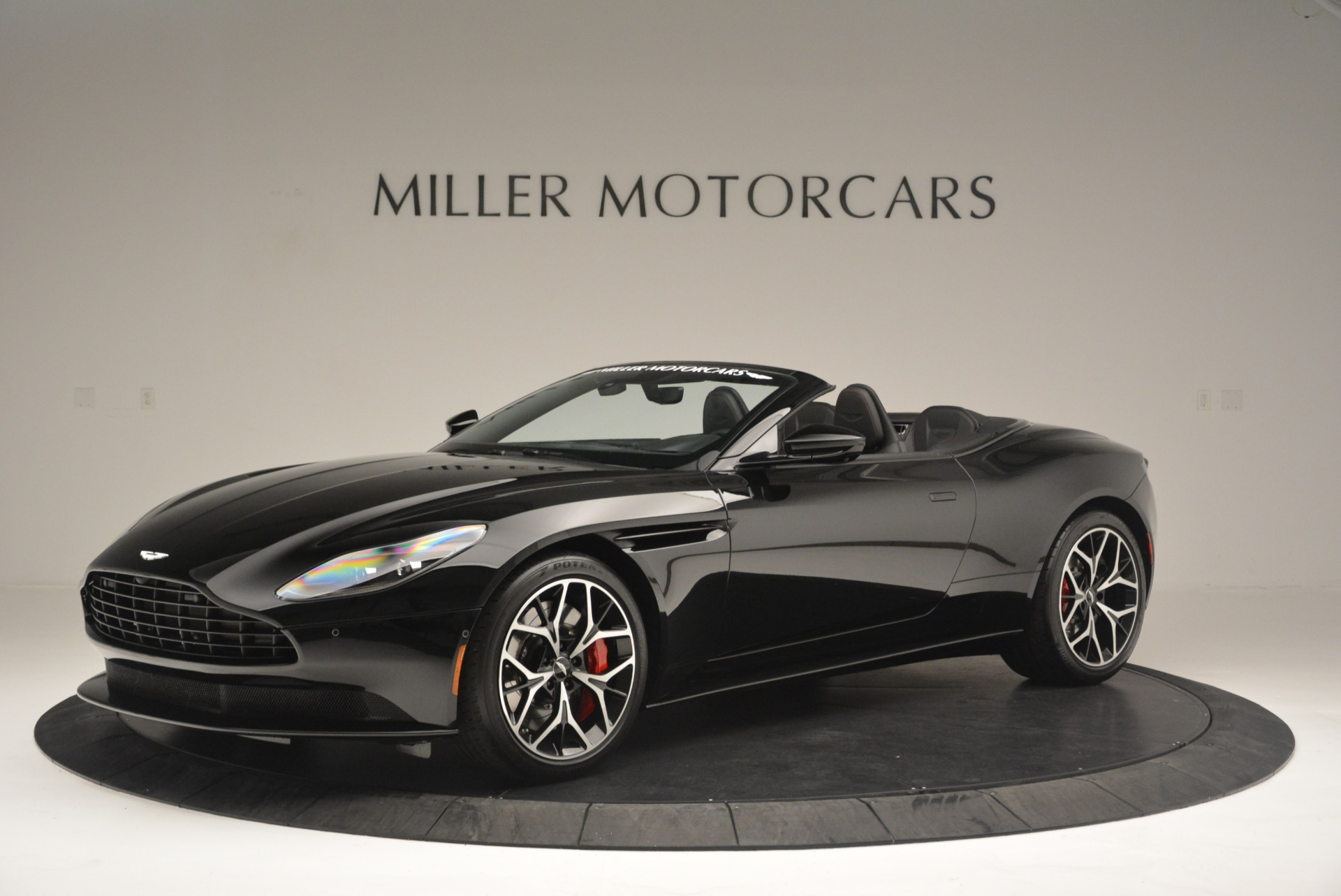 New 2019 Aston Martin DB11 V8 Convertible For Sale In Greenwich, CT 2446_main