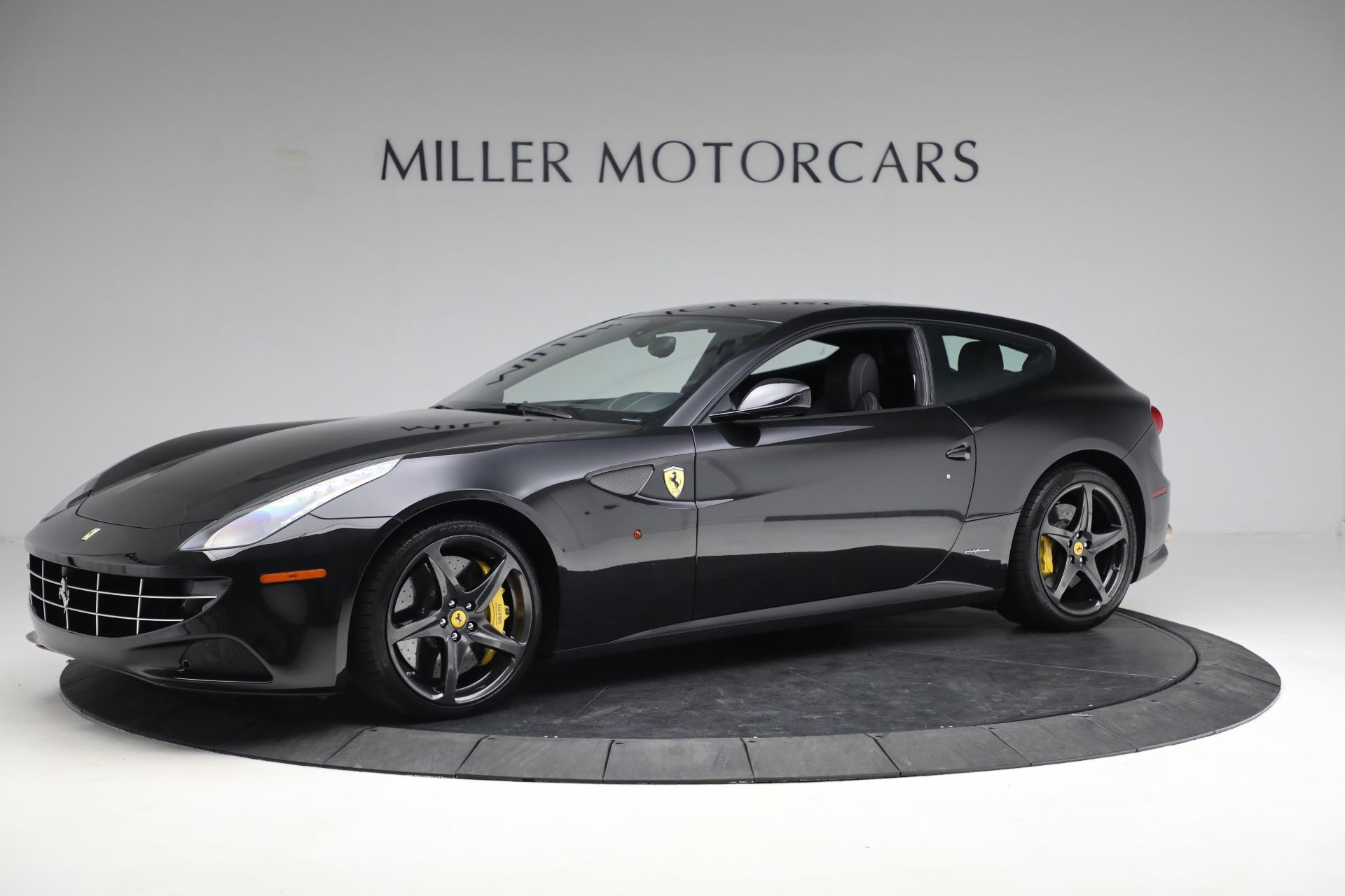Used 2012 Ferrari FF  For Sale In Greenwich, CT 2448_p2