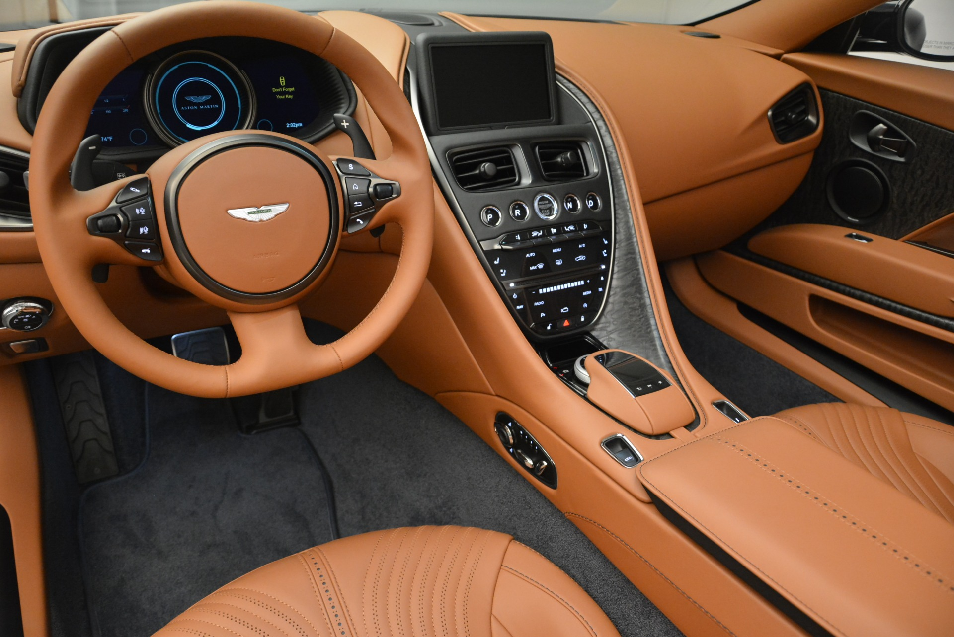 New 2019 Aston Martin DB11 Volante Volante For Sale In Greenwich, CT 2450_p21