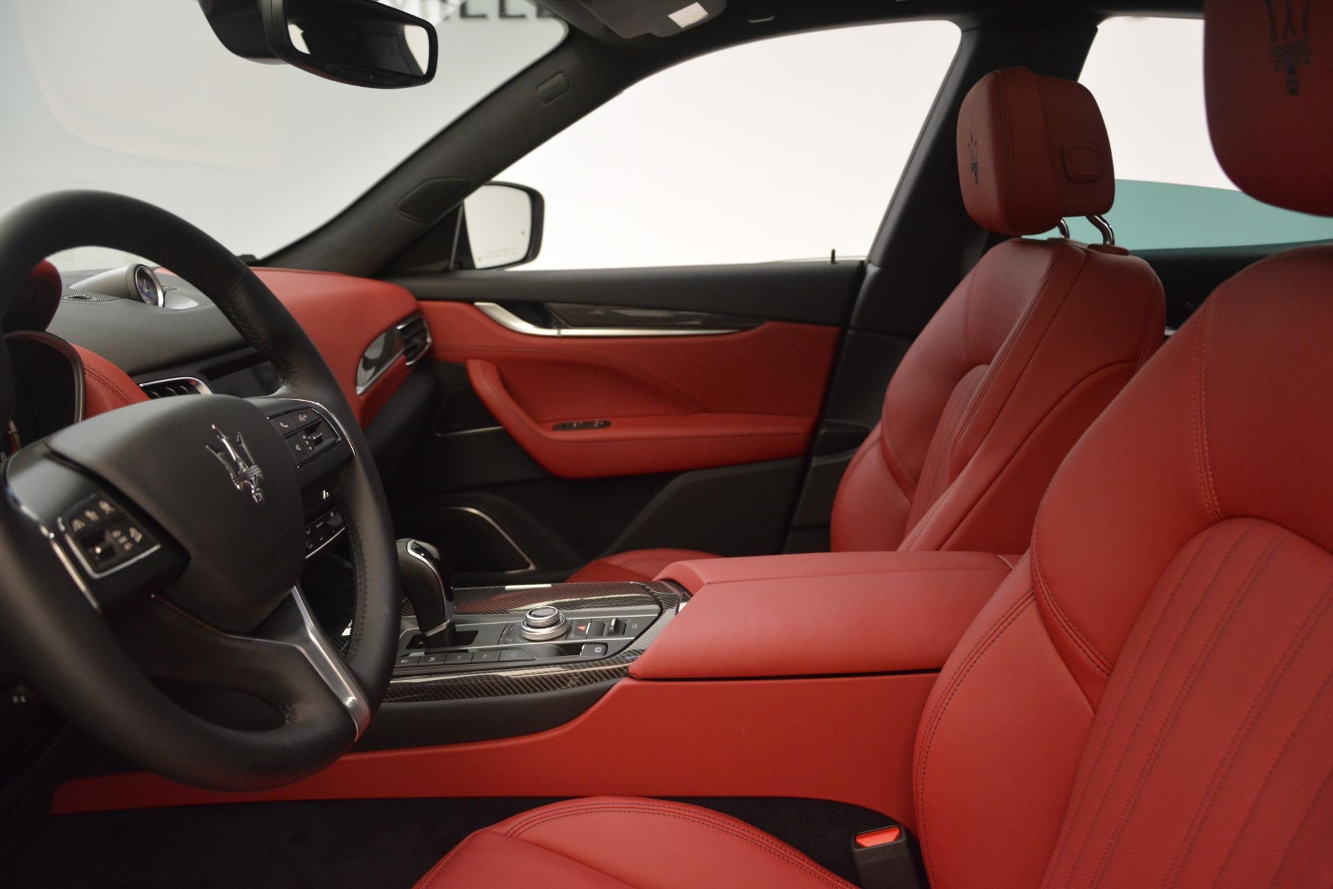New 2018 Maserati Levante Q4 GranLusso For Sale In Greenwich, CT 2451_p14