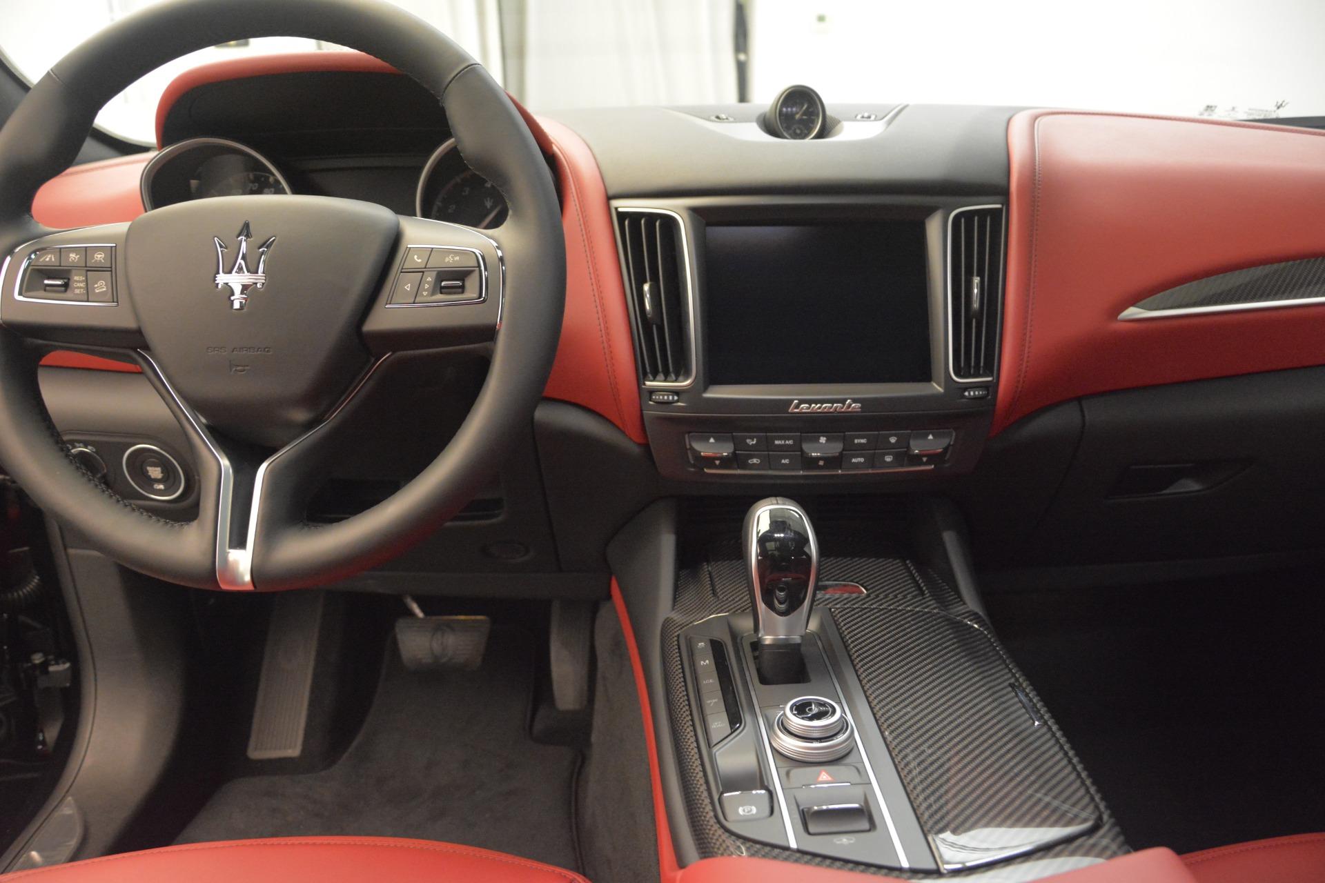 New 2018 Maserati Levante Q4 GranLusso For Sale In Greenwich, CT 2451_p16