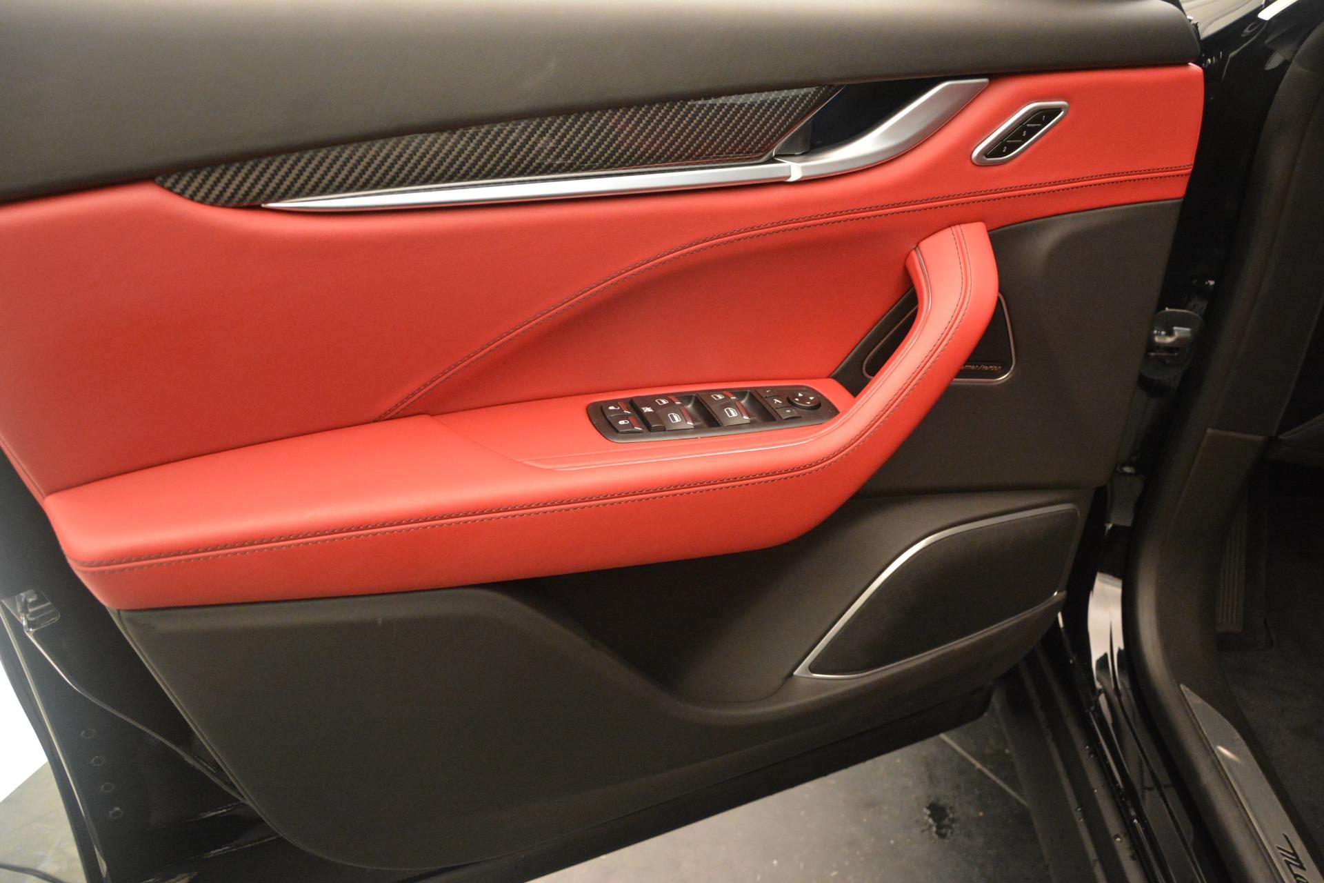 New 2018 Maserati Levante Q4 GranLusso For Sale In Greenwich, CT 2451_p17