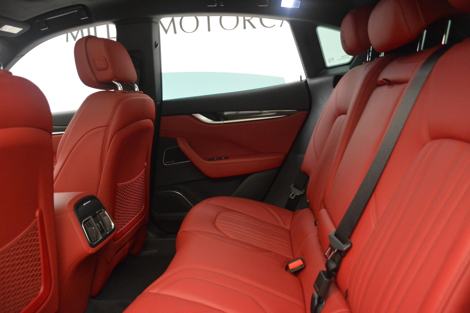 New 2018 Maserati Levante Q4 GranLusso For Sale In Greenwich, CT 2451_p19