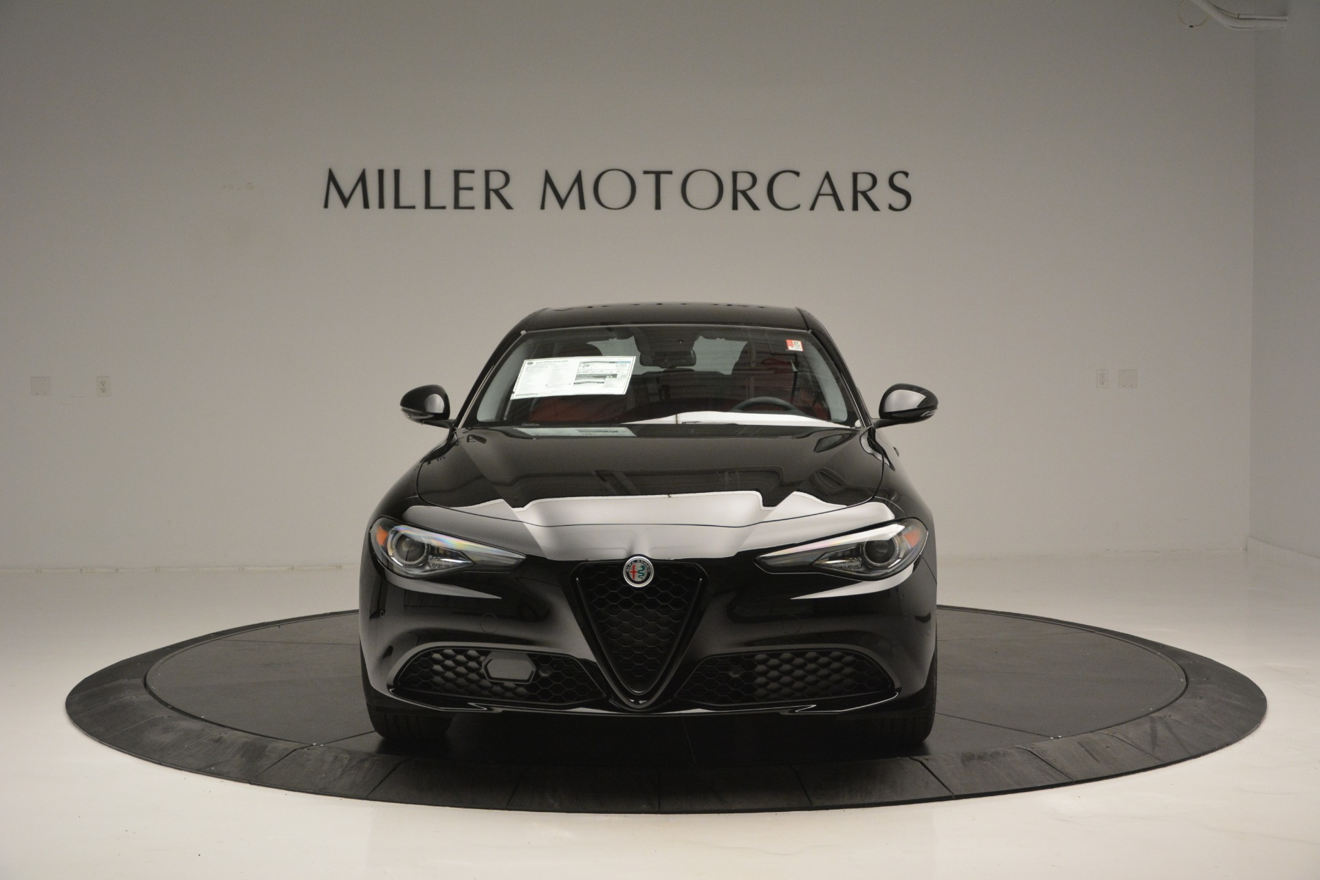New 2018 Alfa Romeo Giulia Q4 For Sale In Greenwich, CT 2453_p12