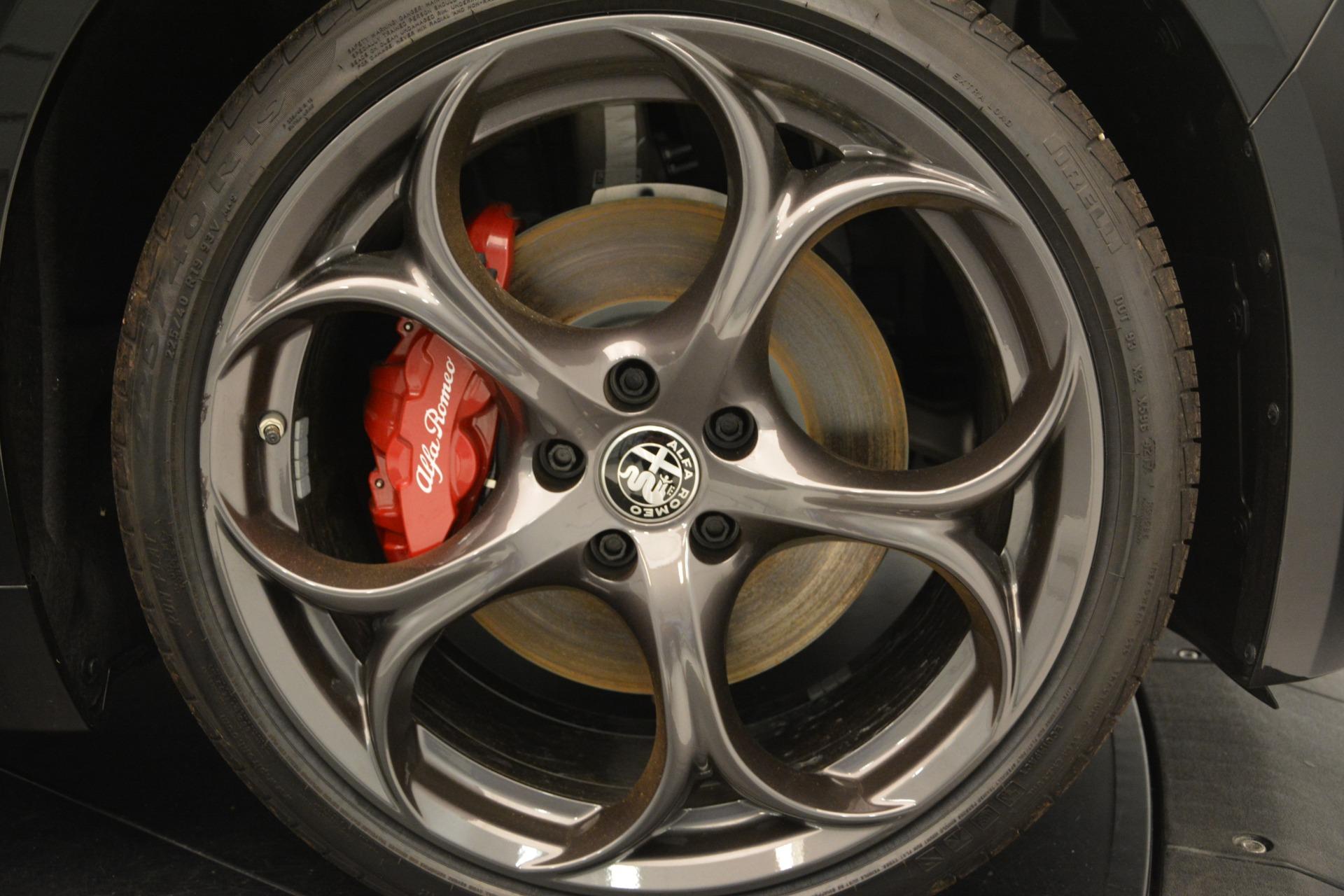 New 2018 Alfa Romeo Giulia Q4 For Sale In Greenwich, CT 2453_p25