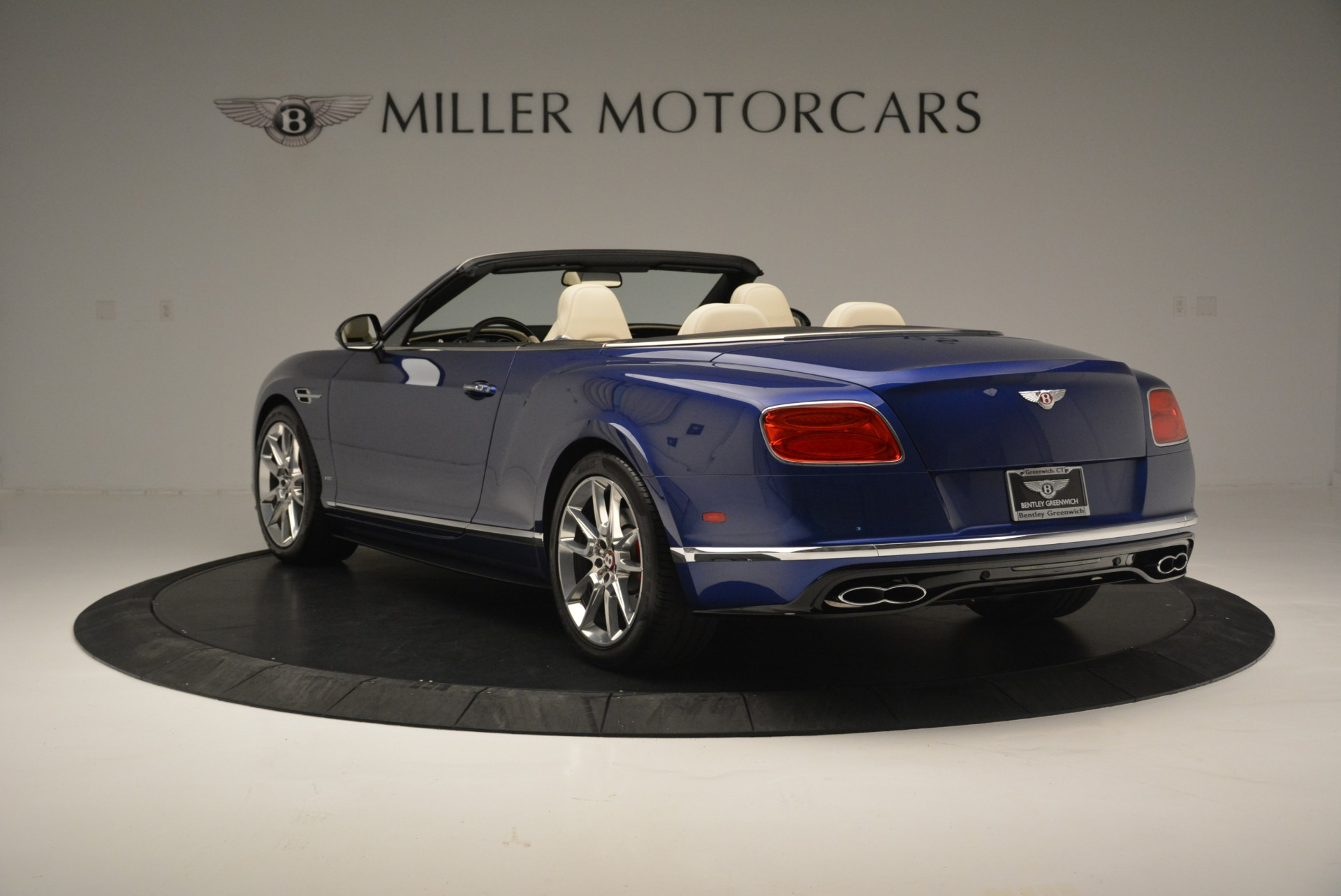 Used 2016 Bentley Continental GT V8 S For Sale In Greenwich, CT 2461_p5