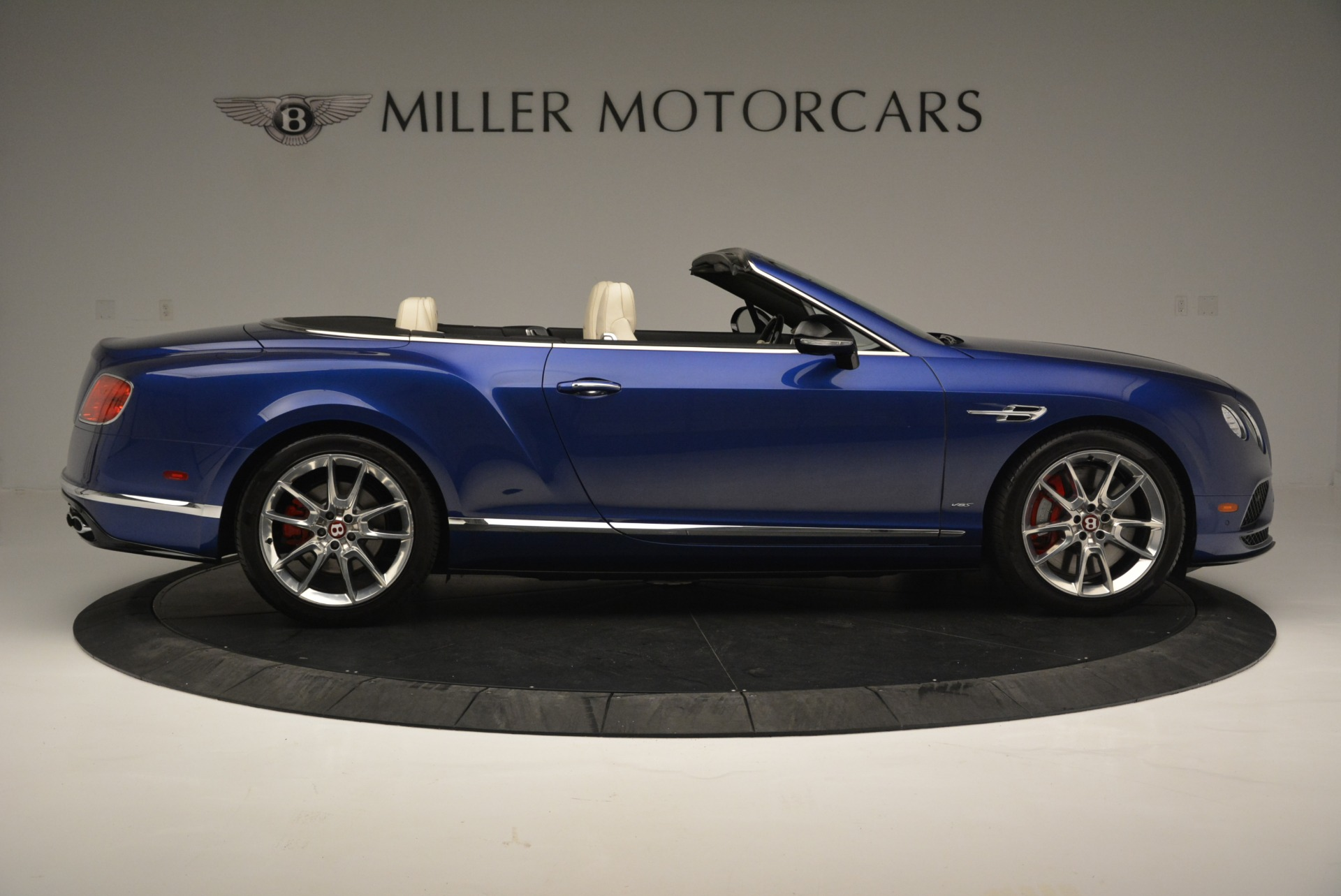 Used 2016 Bentley Continental GT V8 S For Sale In Greenwich, CT 2461_p9