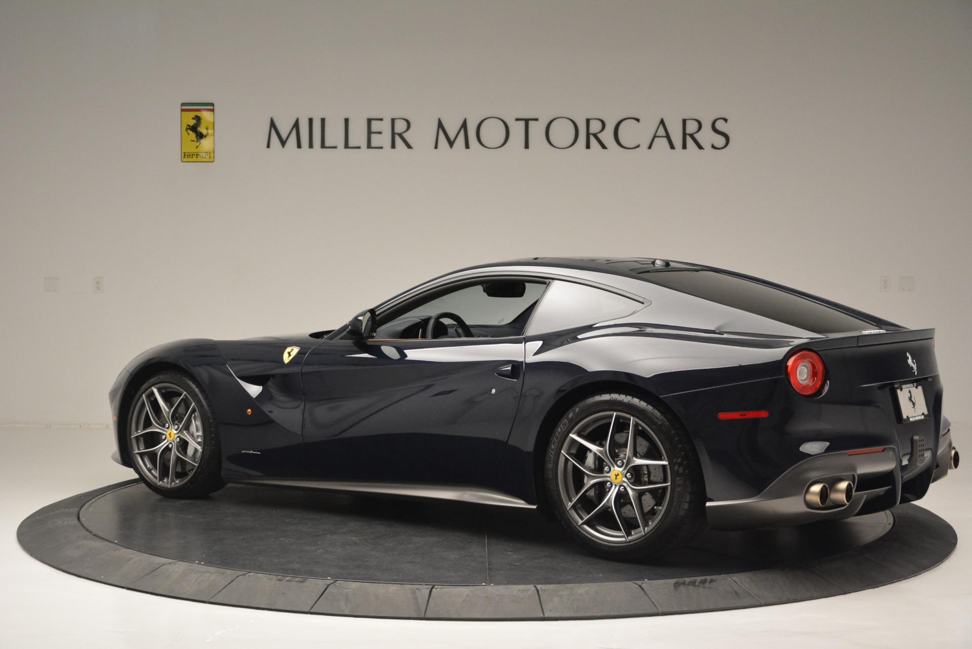 Used 2017 Ferrari F12 Berlinetta  For Sale In Greenwich, CT 2465_p4