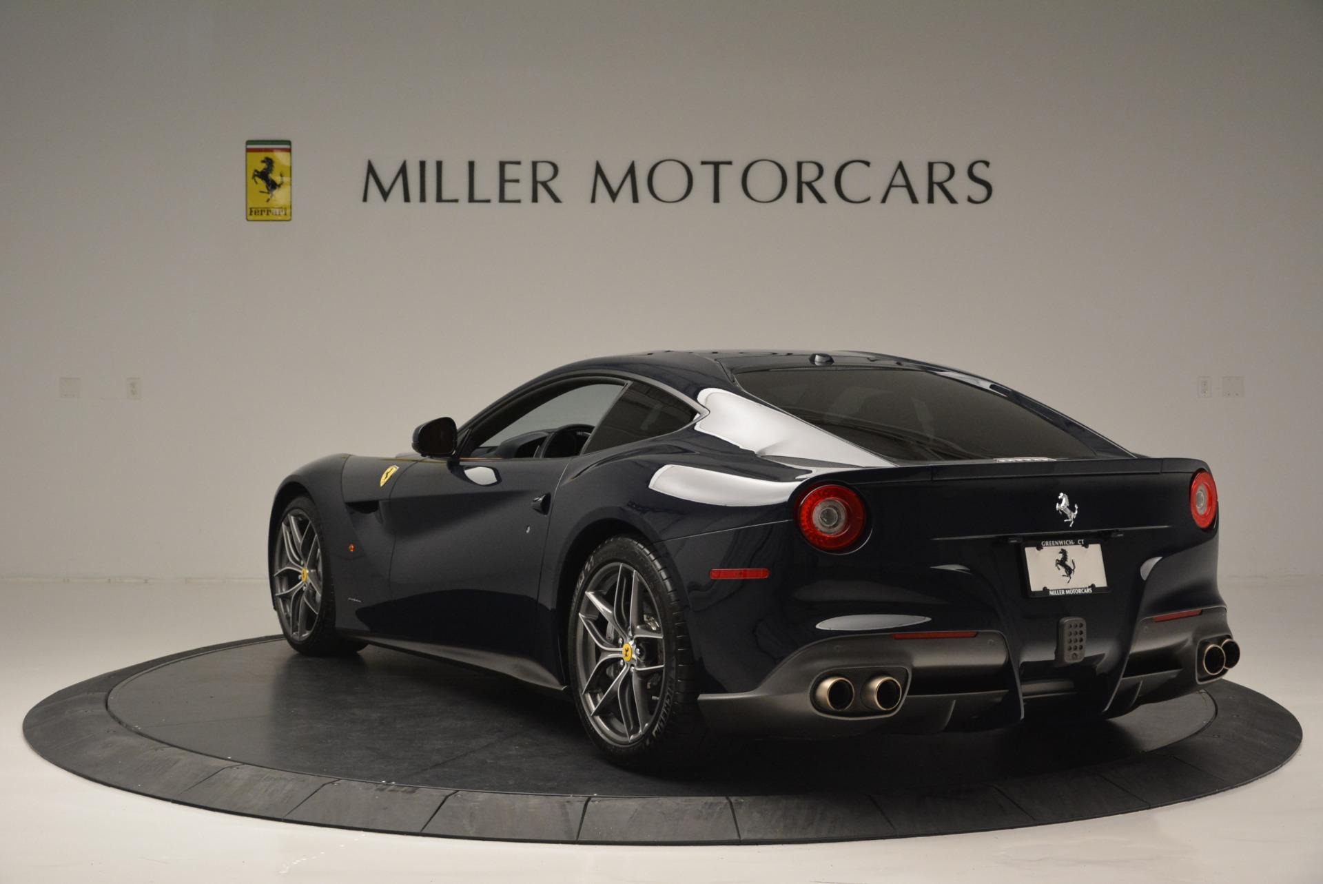 Used 2017 Ferrari F12 Berlinetta  For Sale In Greenwich, CT 2465_p5