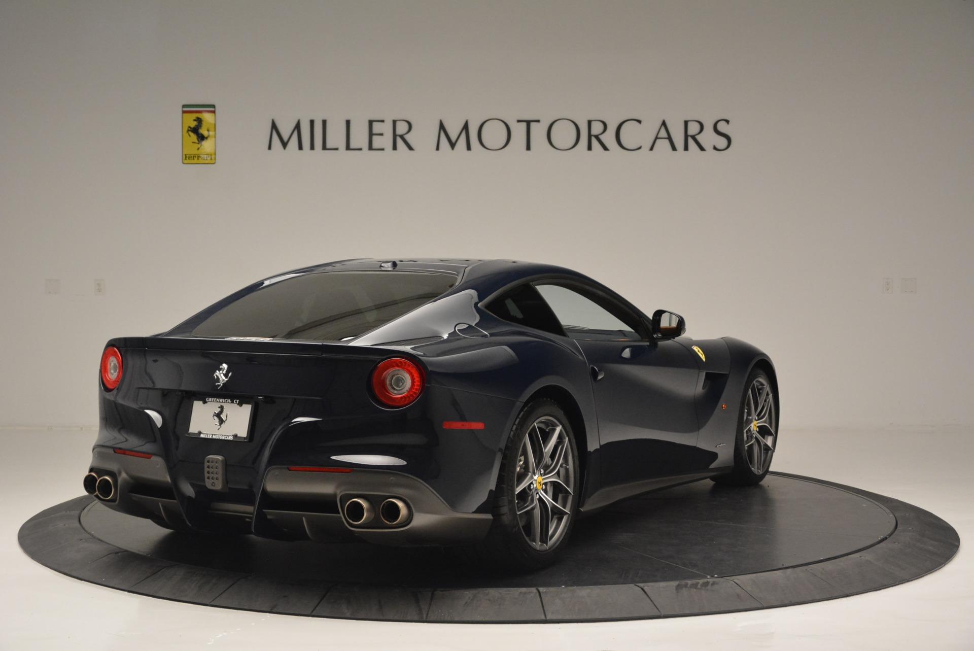 Used 2017 Ferrari F12 Berlinetta  For Sale In Greenwich, CT 2465_p7