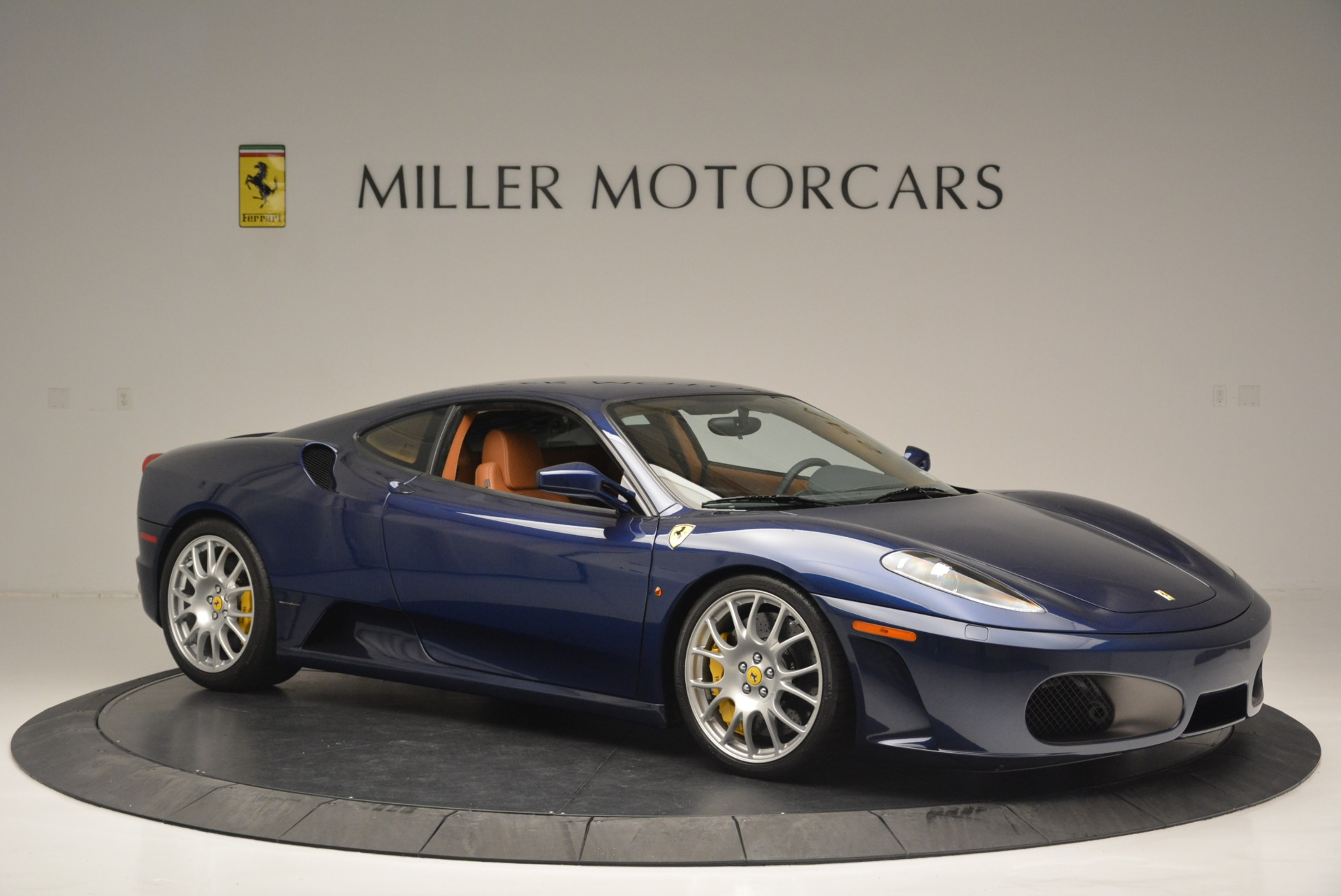 Used 2009 Ferrari F430 6-Speed Manual For Sale In Greenwich, CT 2466_p10