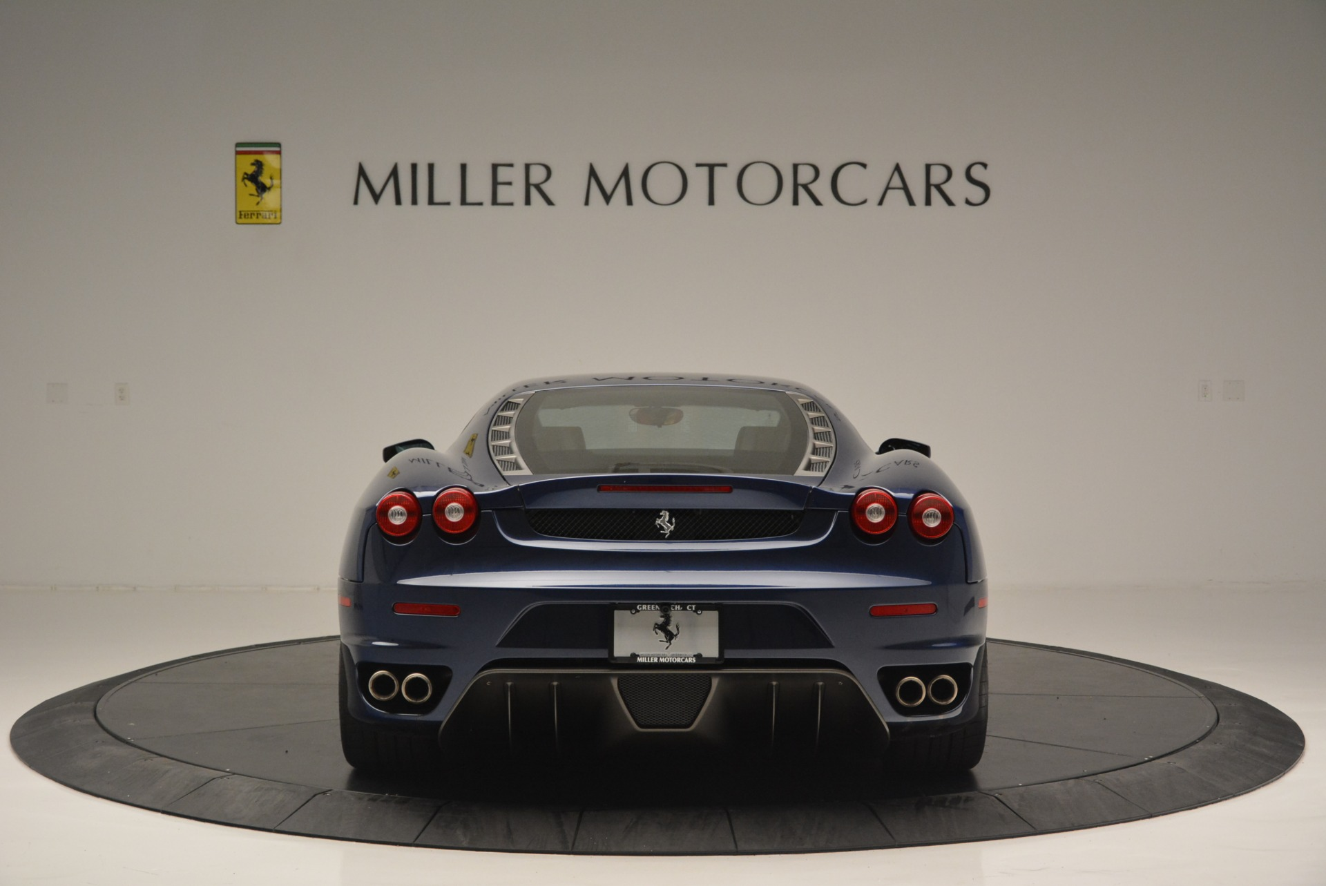 Used 2009 Ferrari F430 6-Speed Manual For Sale In Greenwich, CT 2466_p6