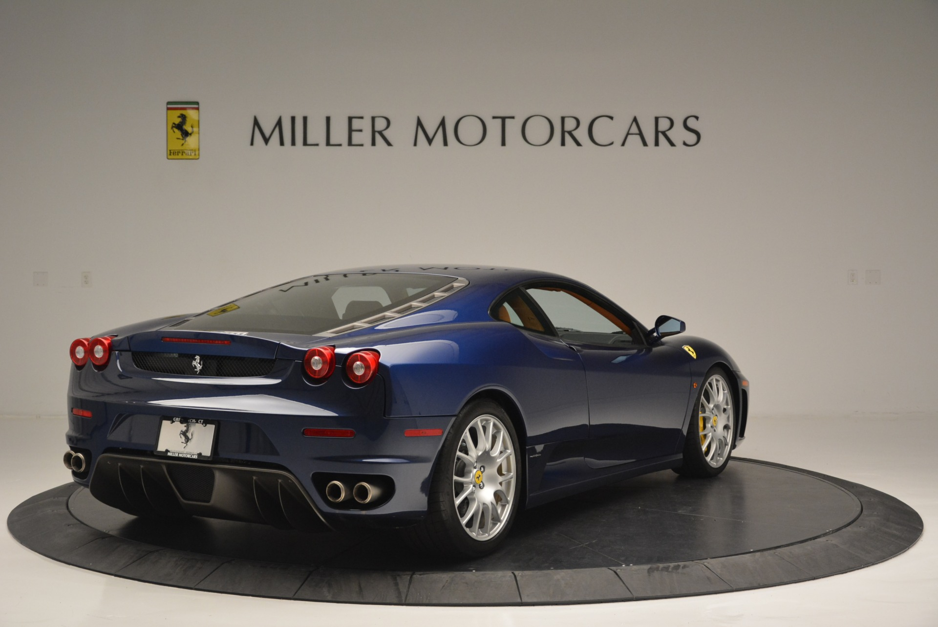 Used 2009 Ferrari F430 6-Speed Manual For Sale In Greenwich, CT 2466_p7