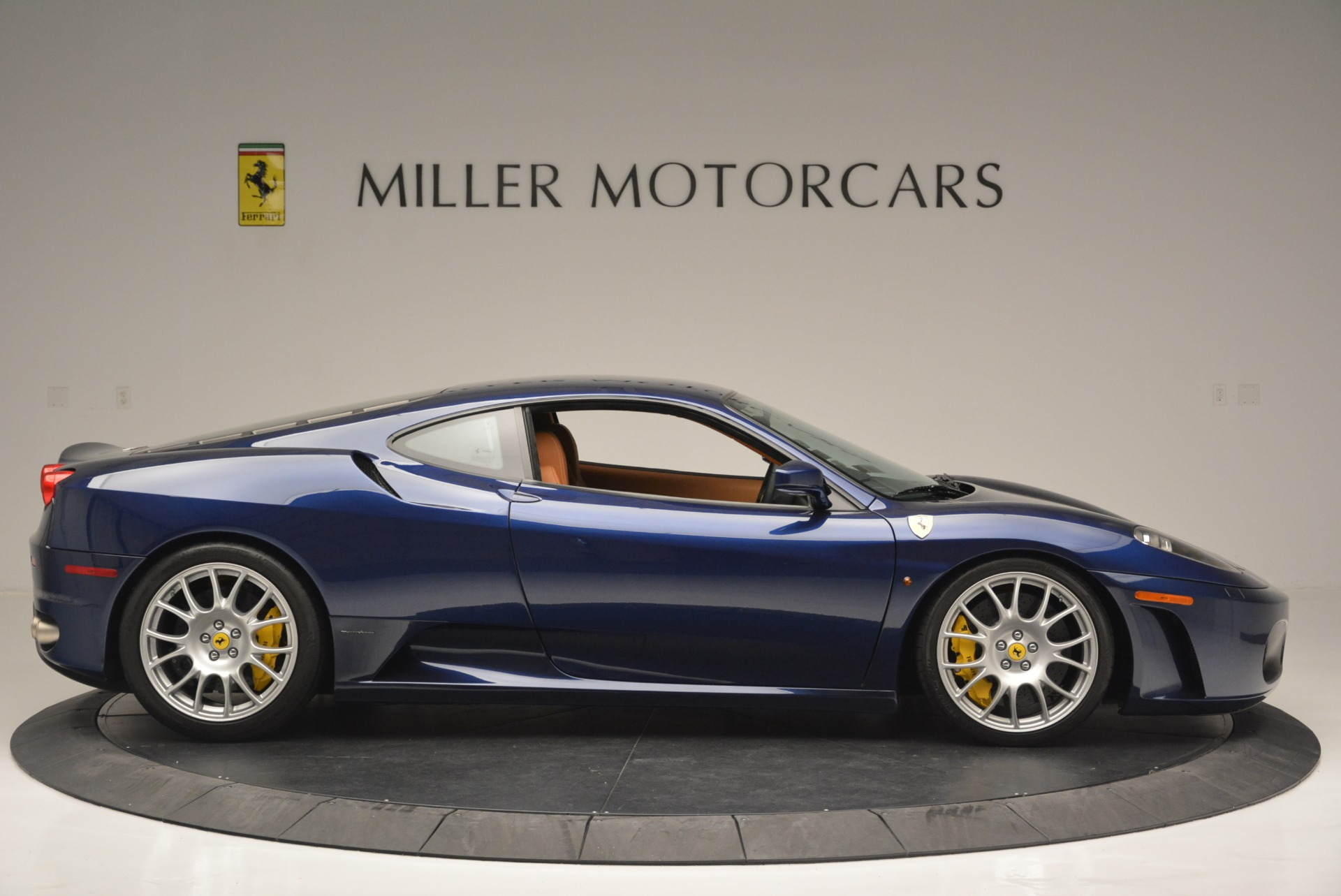 Used 2009 Ferrari F430 6-Speed Manual For Sale In Greenwich, CT 2466_p9