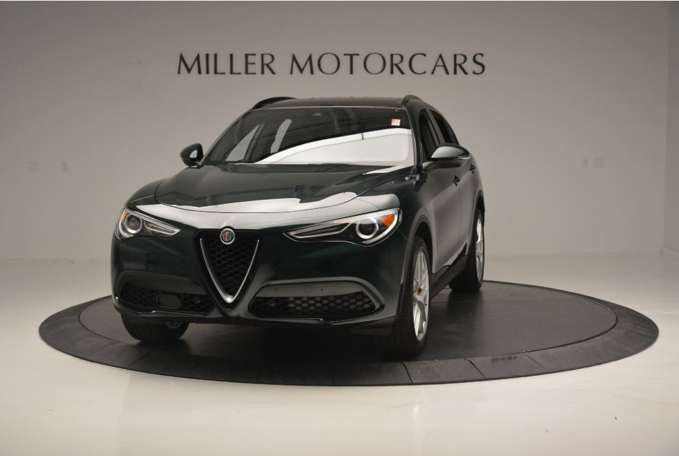 New 2018 Alfa Romeo Stelvio Ti Sport Q4 For Sale In Greenwich, CT 2471_main