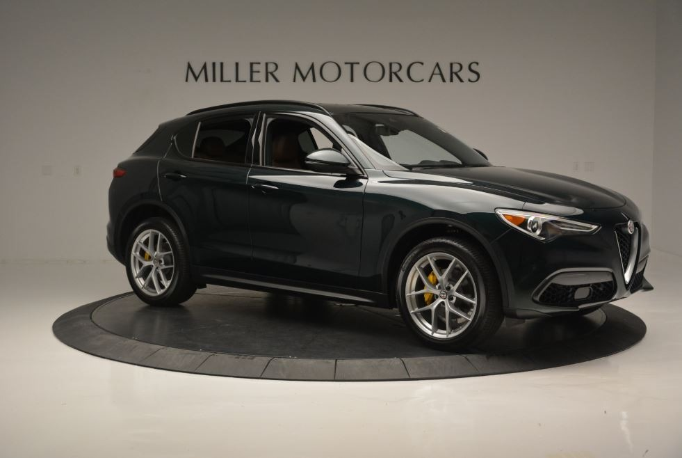 New 2018 Alfa Romeo Stelvio Ti Sport Q4 For Sale In Greenwich, CT 2471_p11