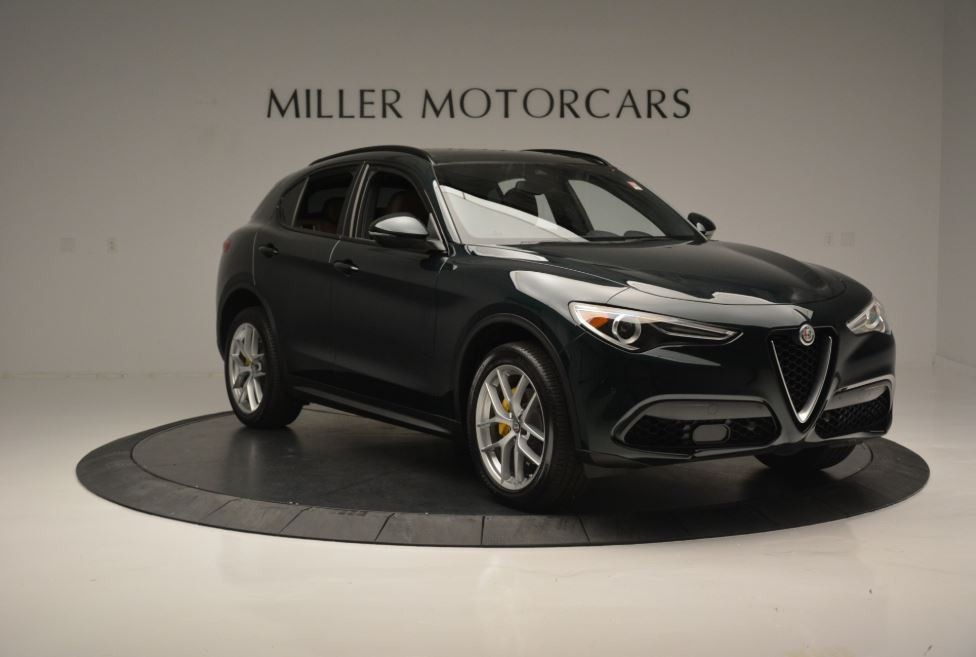 New 2018 Alfa Romeo Stelvio Ti Sport Q4 For Sale In Greenwich, CT 2471_p12