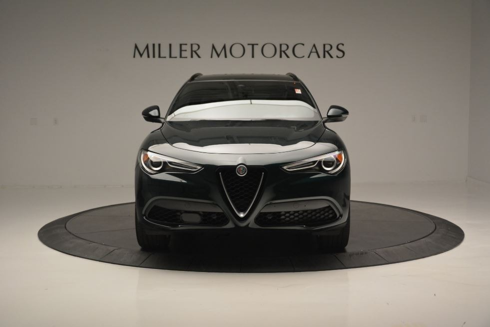 New 2018 Alfa Romeo Stelvio Ti Sport Q4 For Sale In Greenwich, CT 2471_p13
