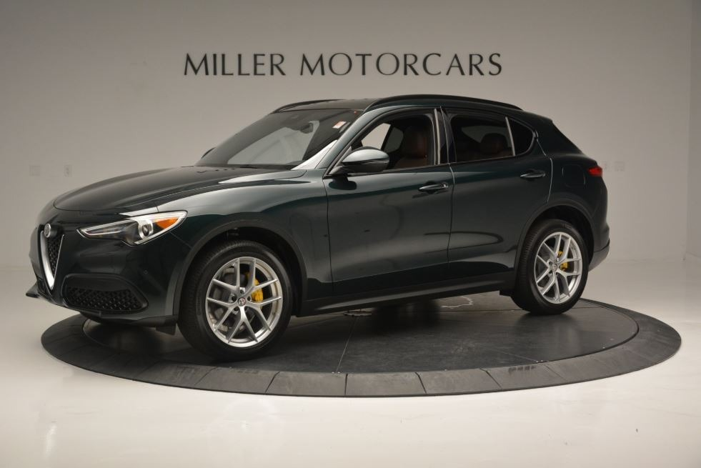 New 2018 Alfa Romeo Stelvio Ti Sport Q4 For Sale In Greenwich, CT 2471_p3