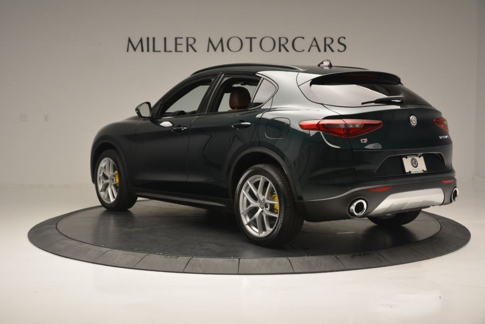 New 2018 Alfa Romeo Stelvio Ti Sport Q4 For Sale In Greenwich, CT 2471_p6