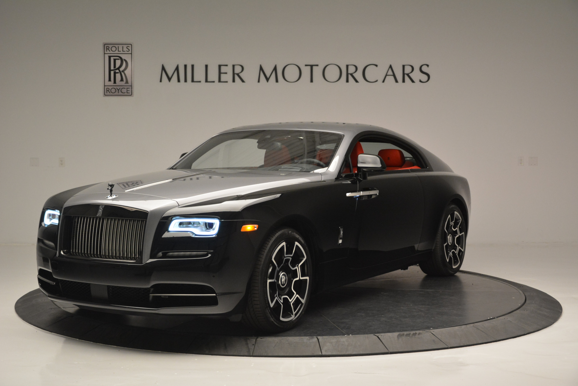 New 2018 Rolls-Royce Wraith Black Badge For Sale In Greenwich, CT 2472_main
