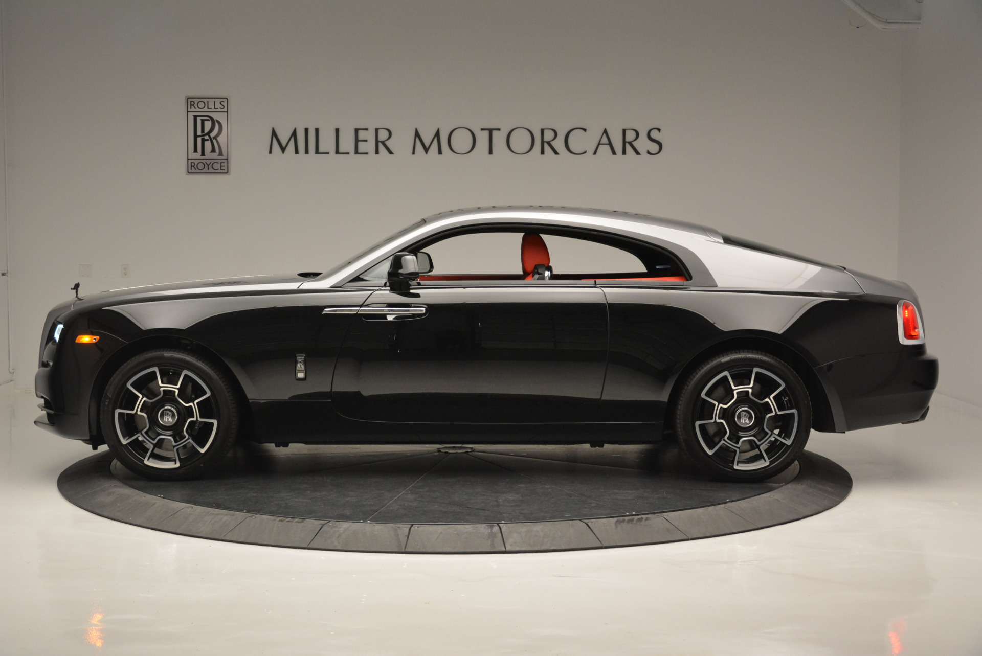 New 2018 Rolls-Royce Wraith Black Badge For Sale In Greenwich, CT 2472_p2