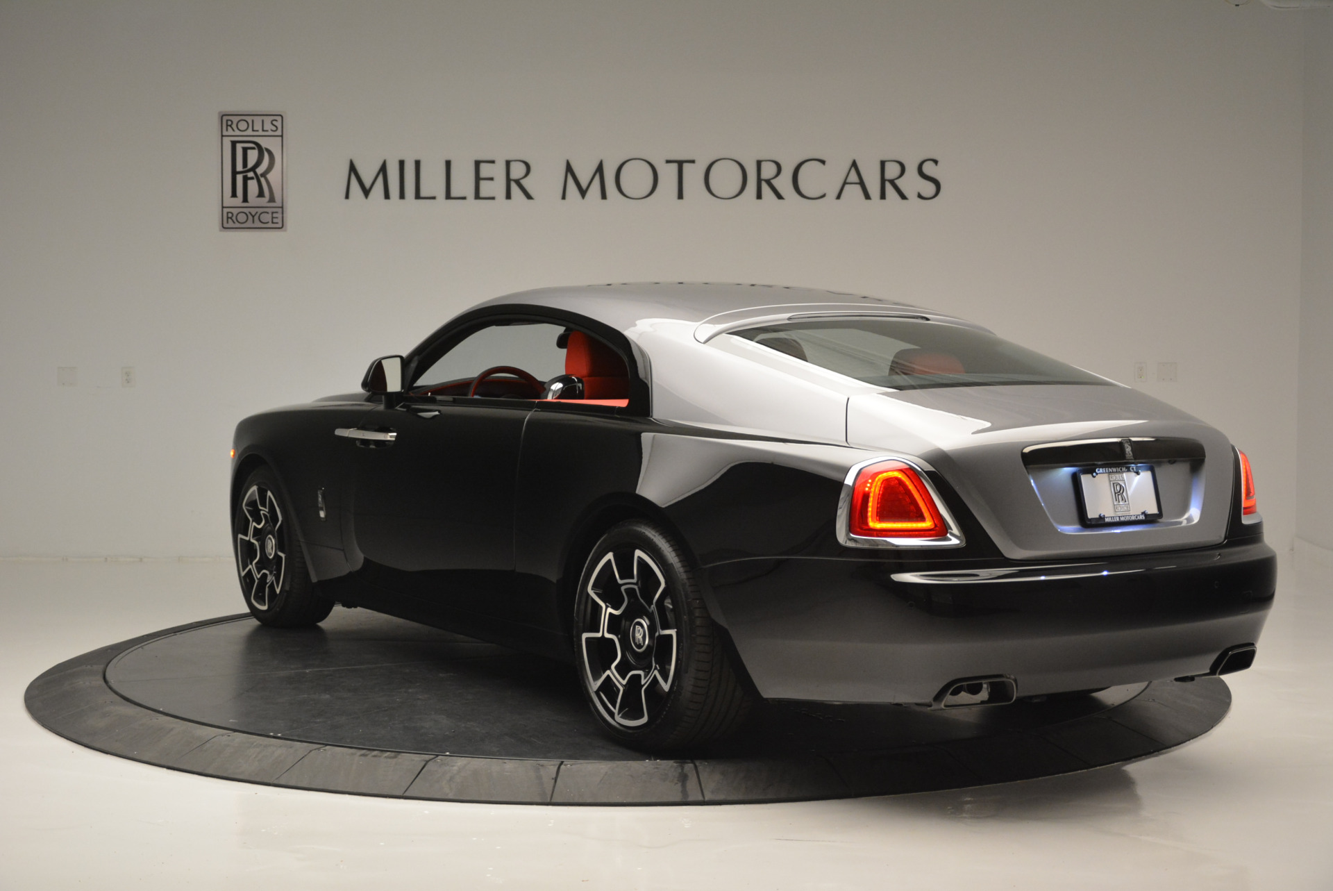 New 2018 Rolls-Royce Wraith Black Badge For Sale In Greenwich, CT 2472_p3
