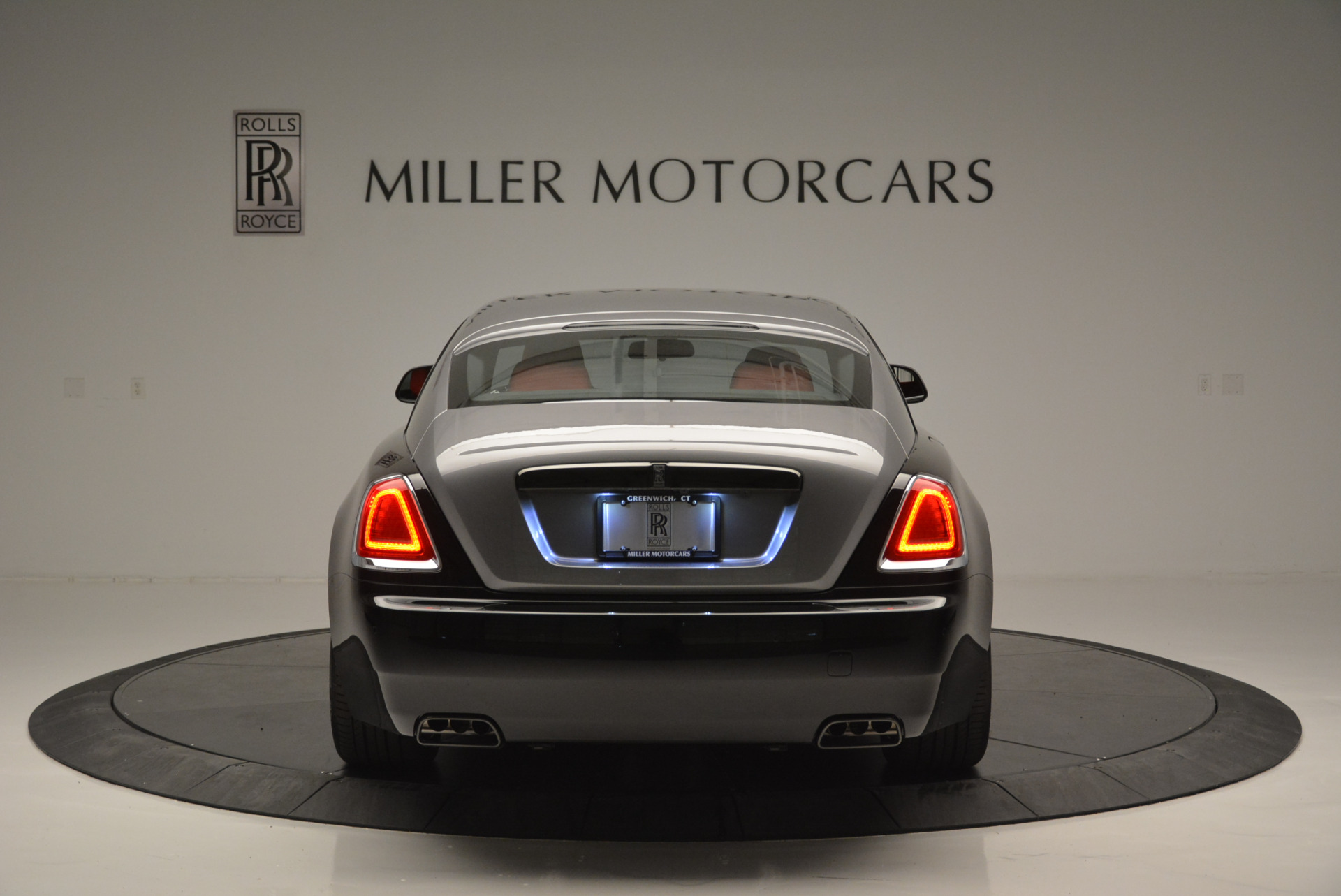 New 2018 Rolls-Royce Wraith Black Badge For Sale In Greenwich, CT 2472_p4